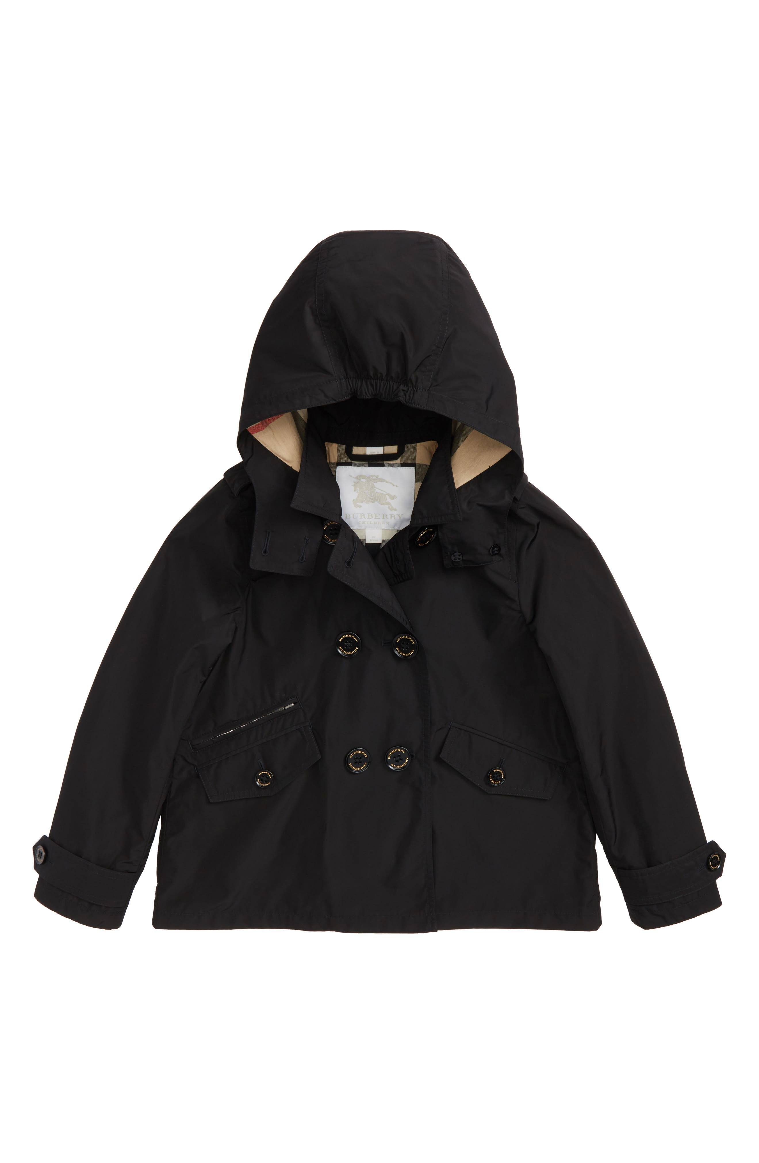 Burberry Margeretta Hooded Jacket (Little Girls & Big Girls)
