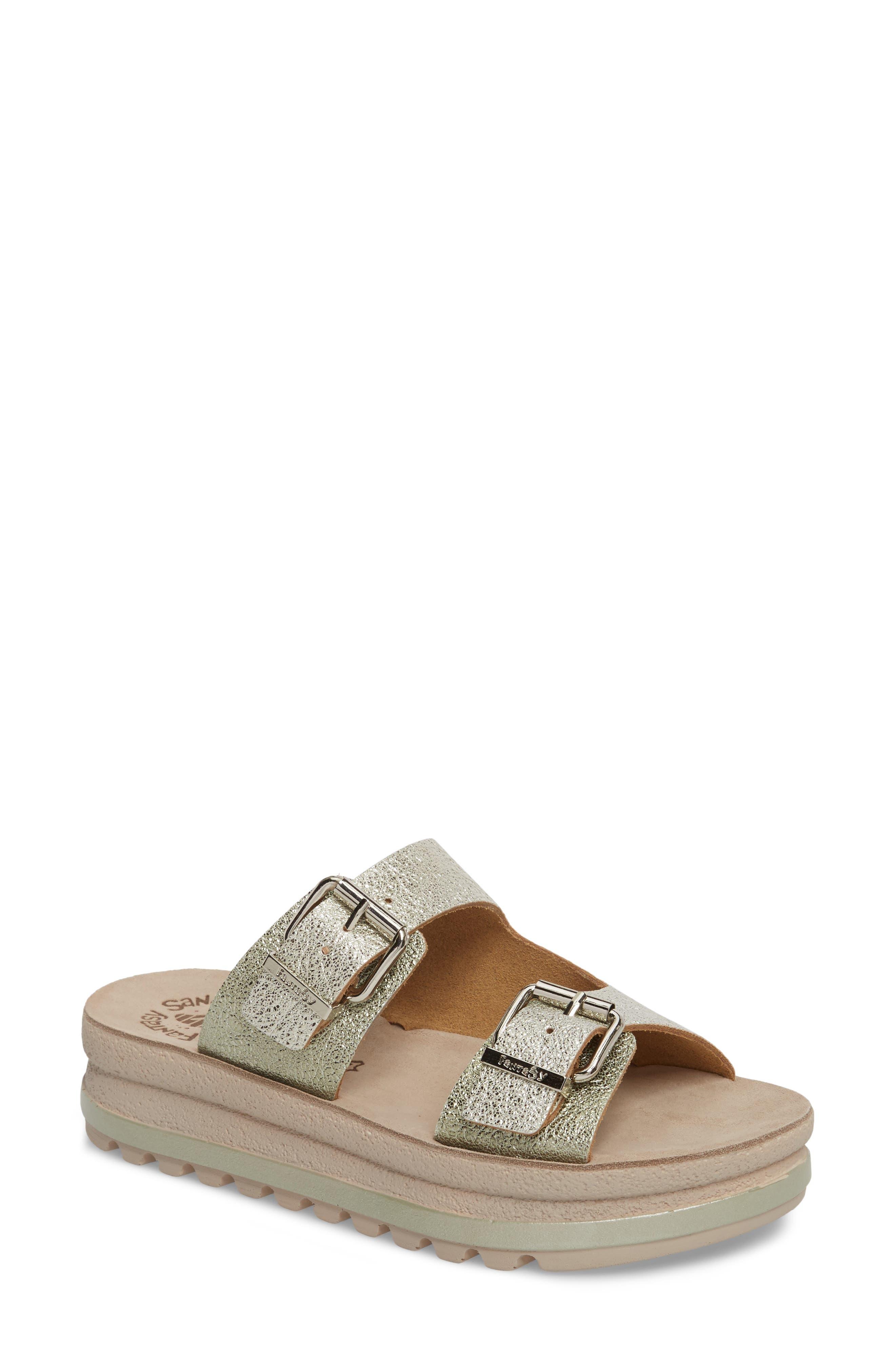 scarpe Steals  Donna grigio Slide Sandalos Sandalos Sandalos   Nordstrom 797eec