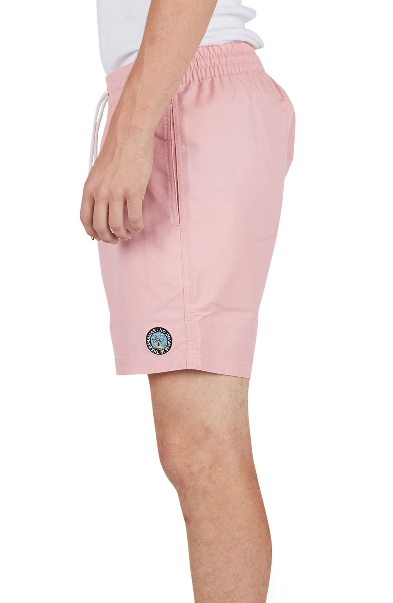 Amphibious Shorts,                             Alternate thumbnail 3, color,                             Pink