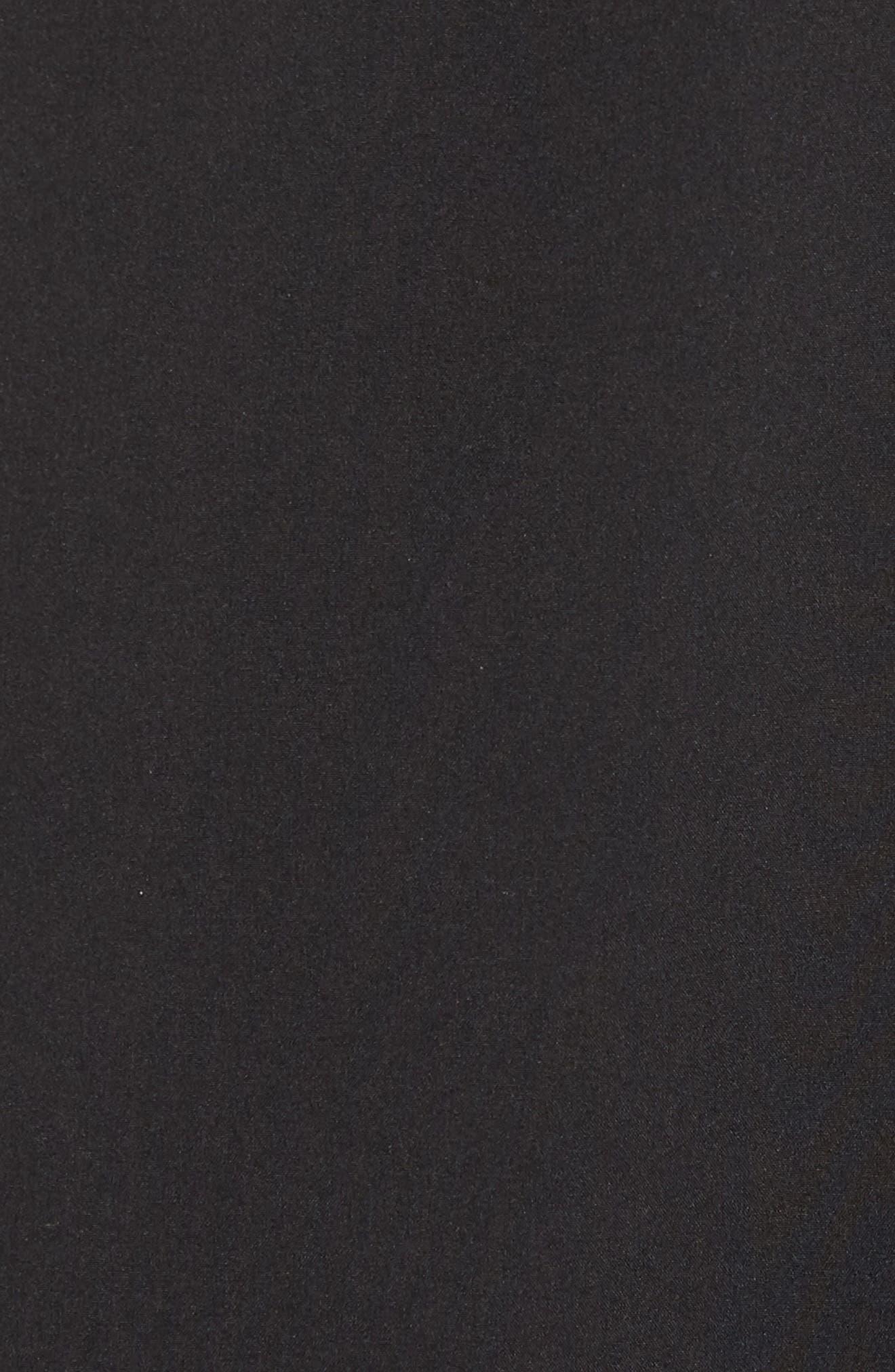 Grindstone Water Repellent Jacket,                             Alternate thumbnail 5, color,                             Black