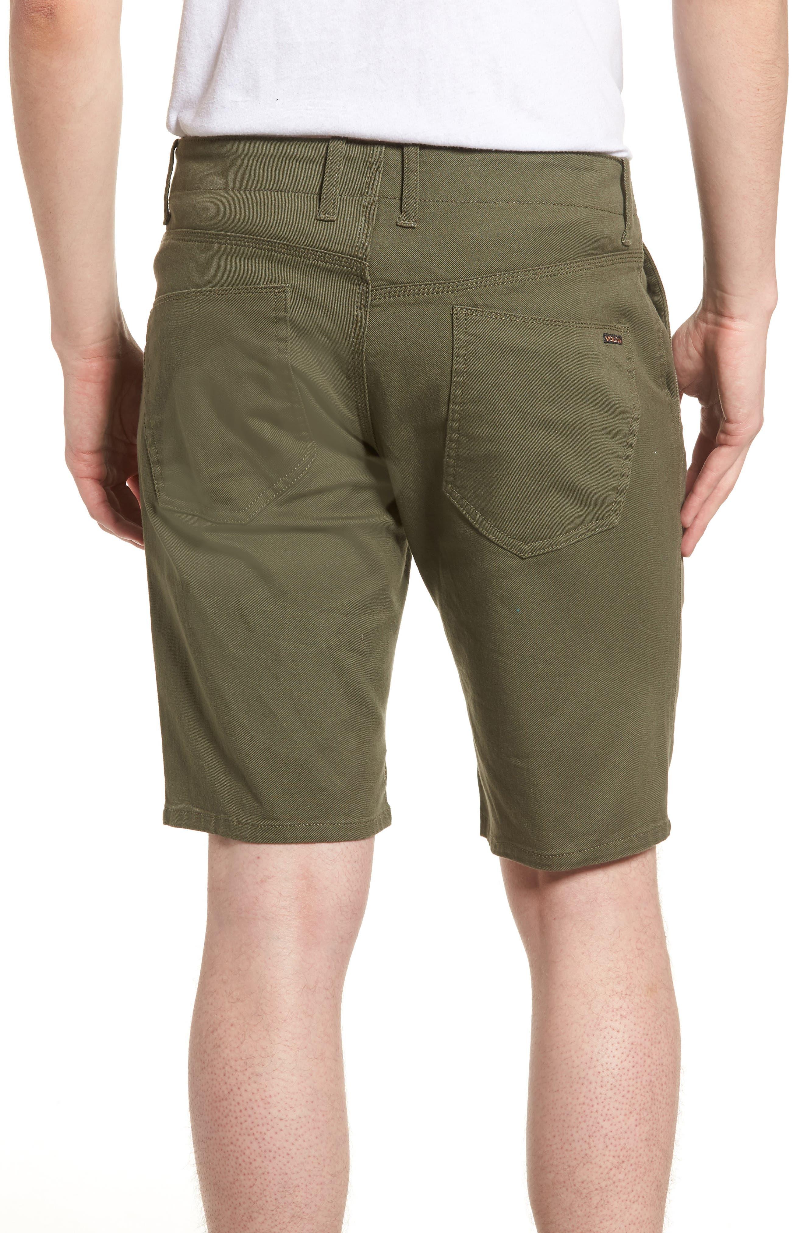 VSM Prowler Shorts,                             Alternate thumbnail 2, color,                             Military