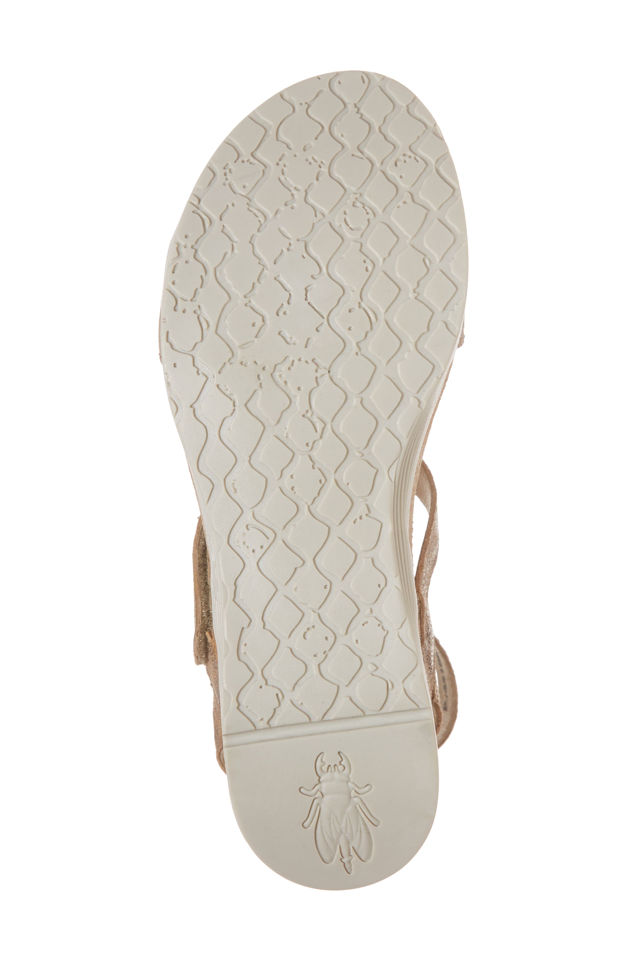 Alternate Image 6  - Fly London Wink Platform Sandal (Women)