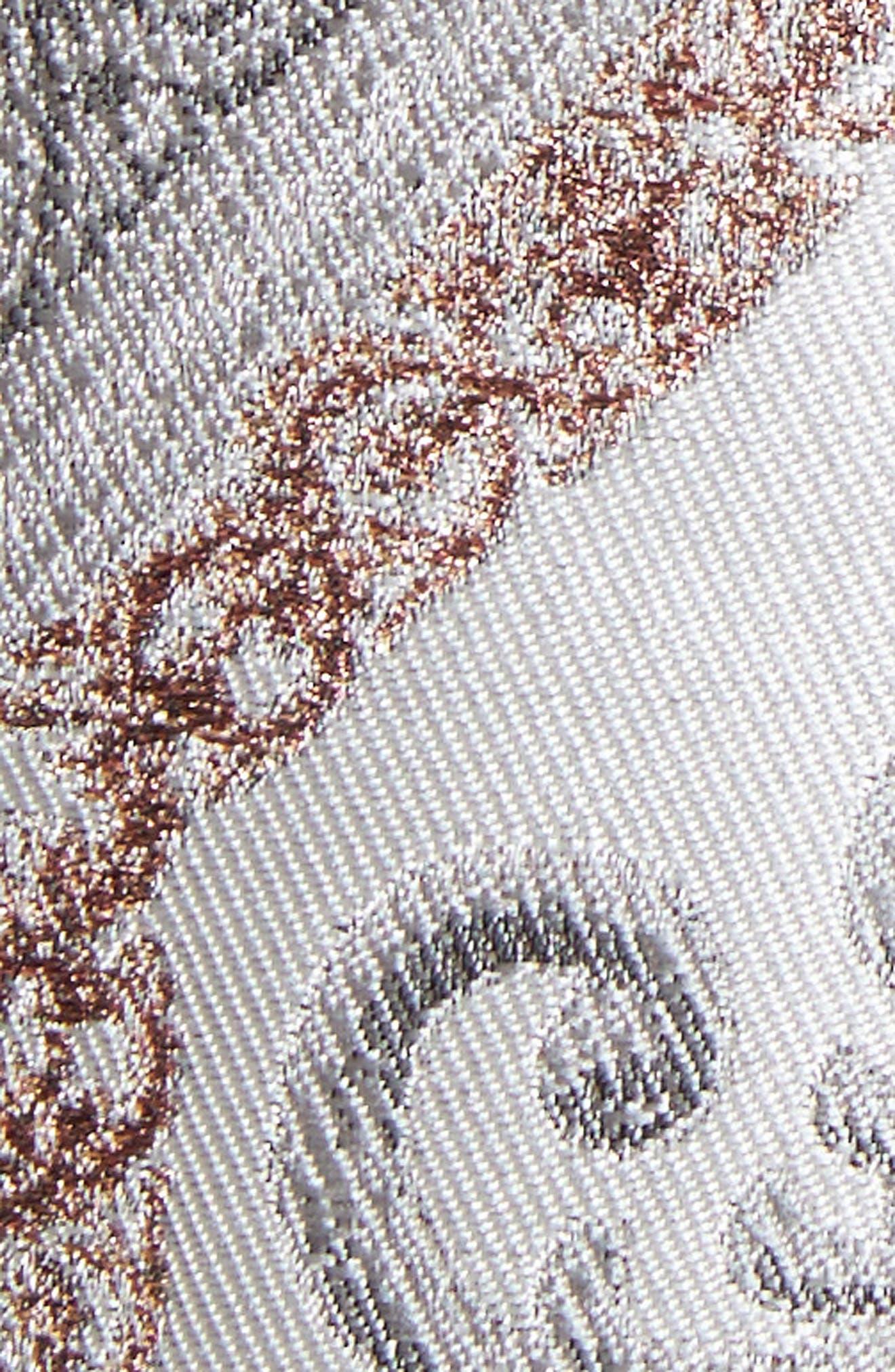 Versailles Dress,                             Alternate thumbnail 5, color,                             White
