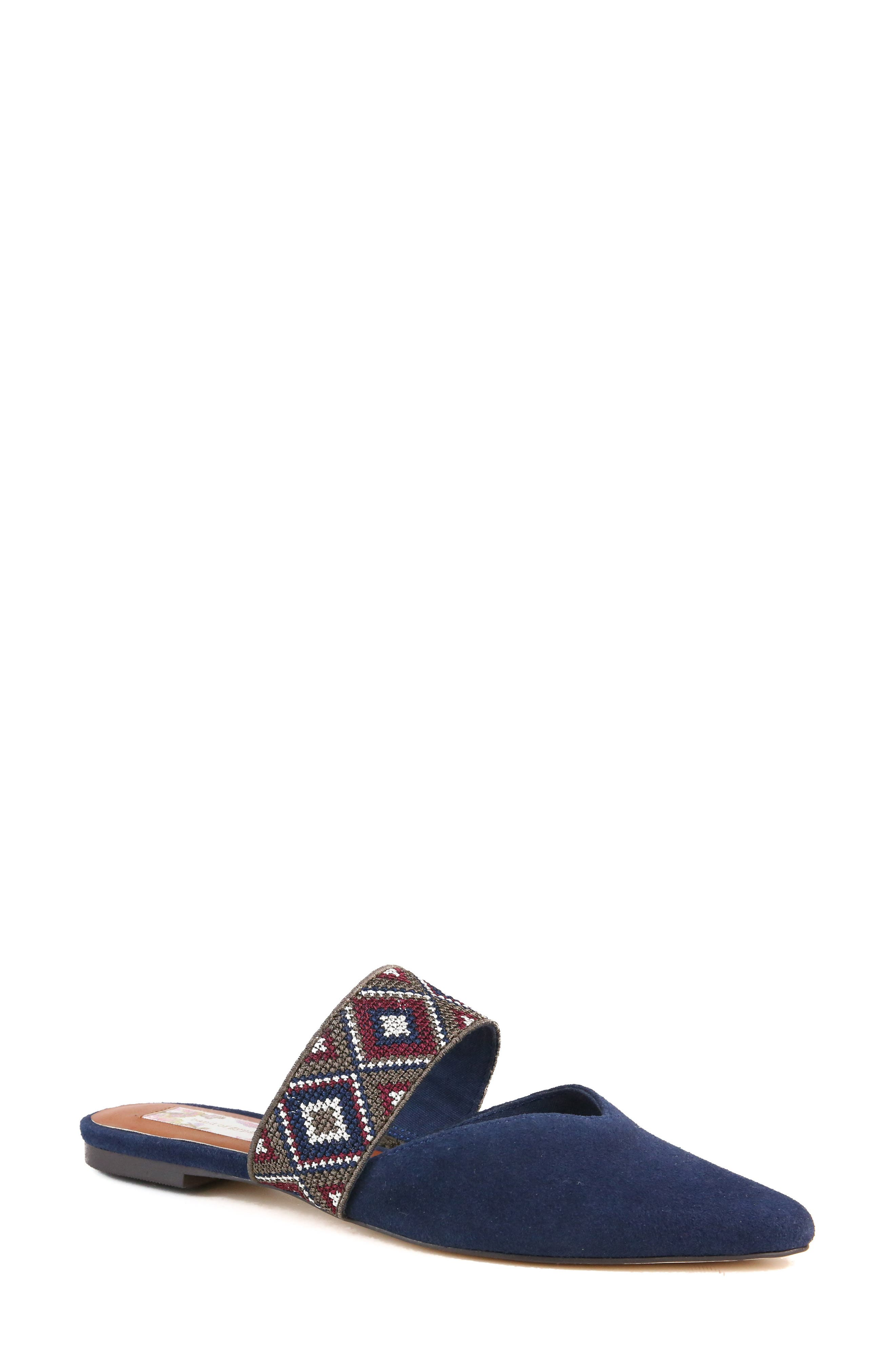 Enchanted Mule,                         Main,                         color, Navy