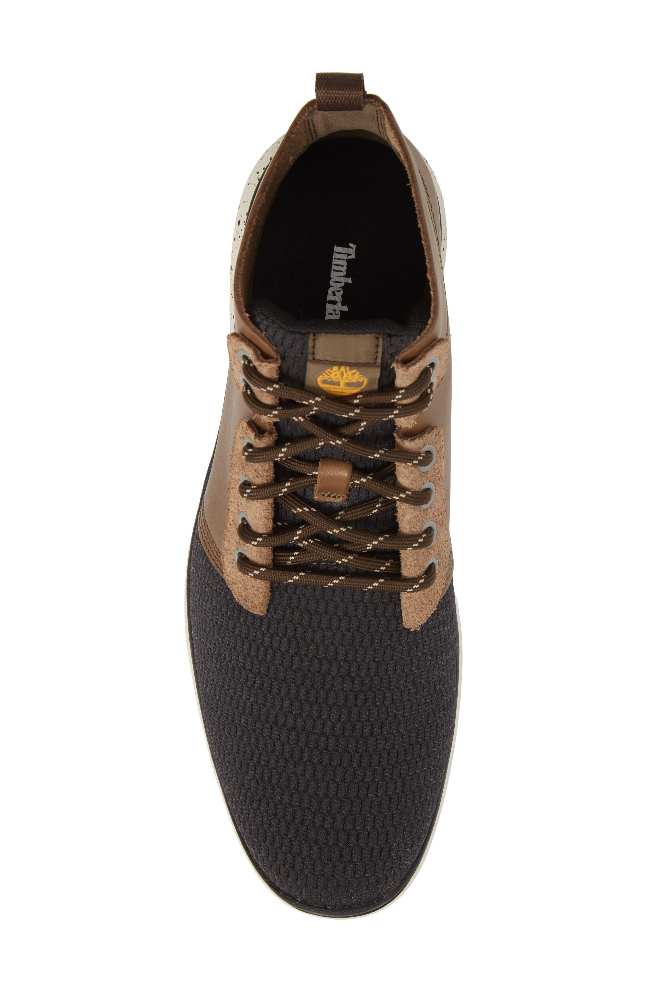 Killington Plain Toe Boot,                             Alternate thumbnail 5, color,                             Buckskin Leather