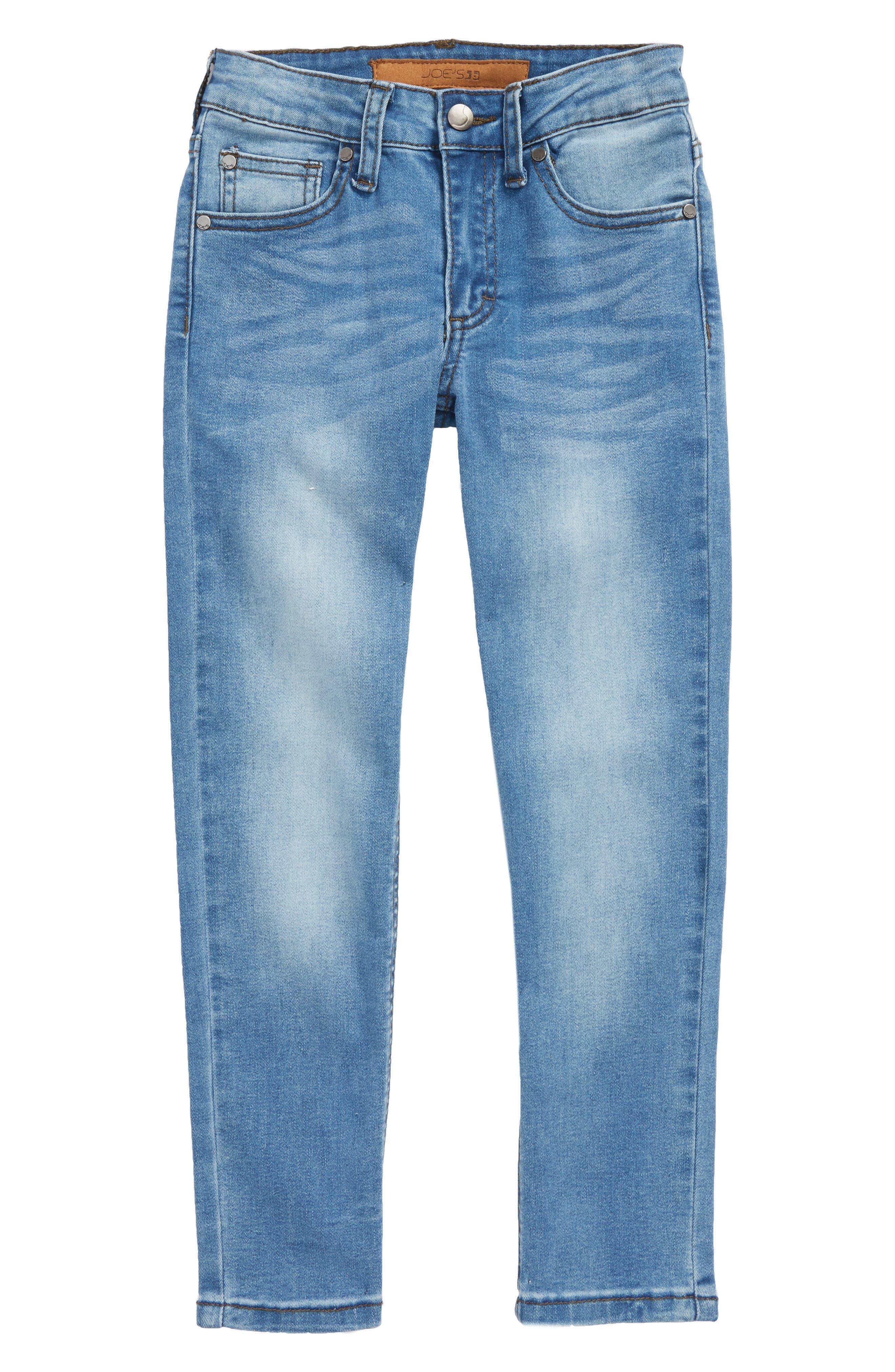 Alternate Image 1 Selected - Joe's Rad Slim Fit Stretch Jeans (Toddler Boys & Little Boys)