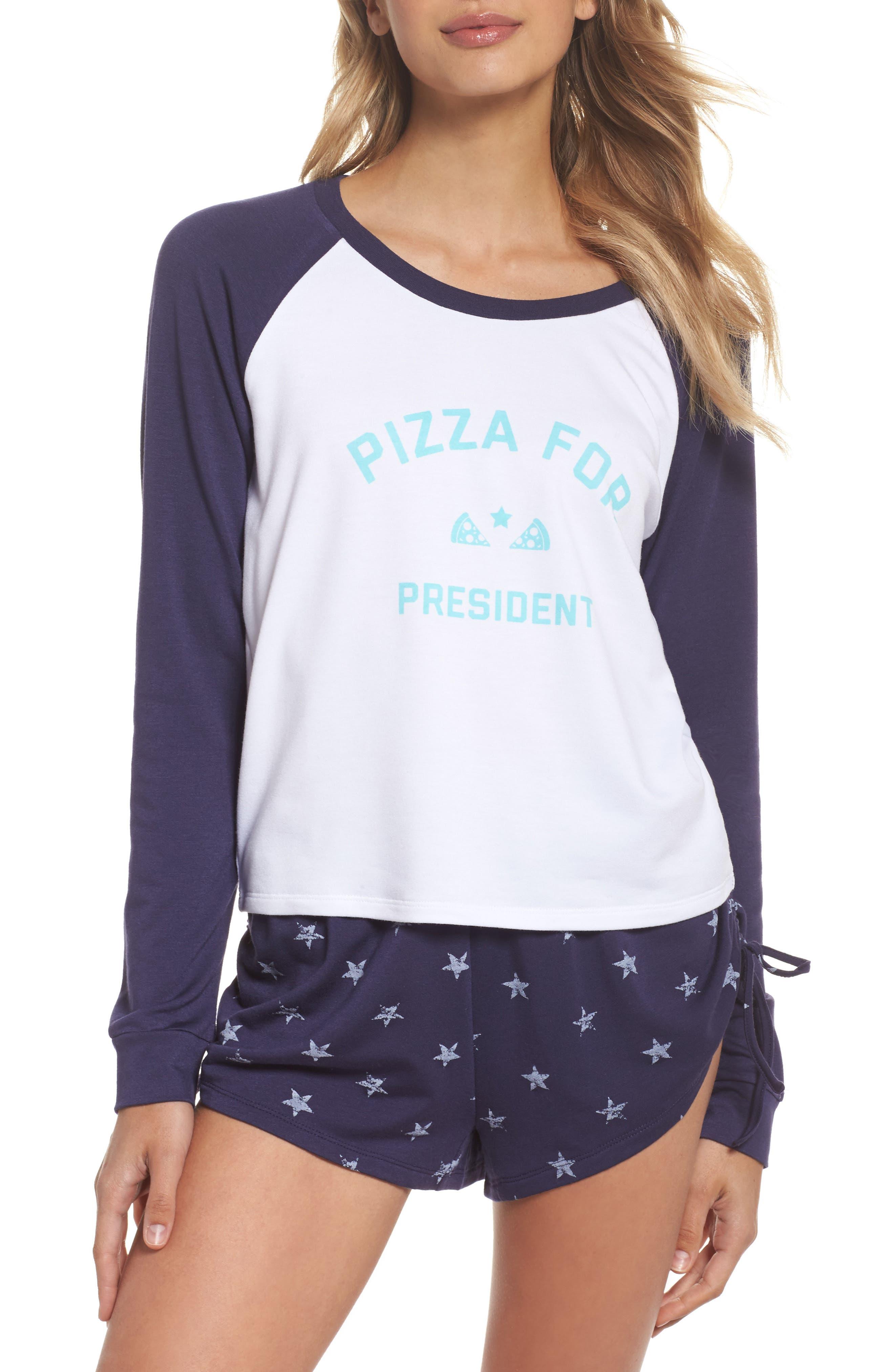 Make + Model Short Pajamas