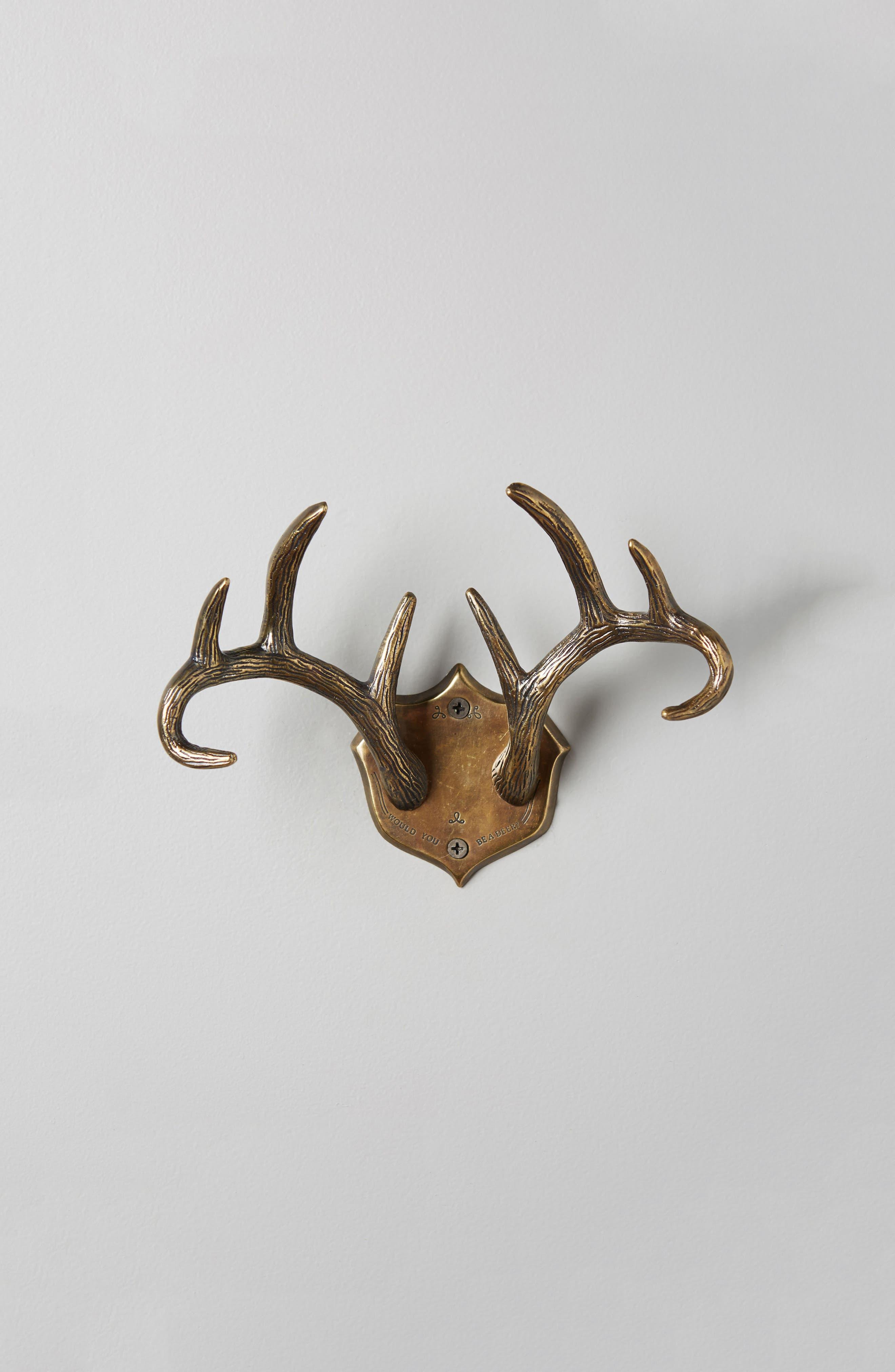 Airen Grove Hook Rack,                         Main,                         color, Bronze