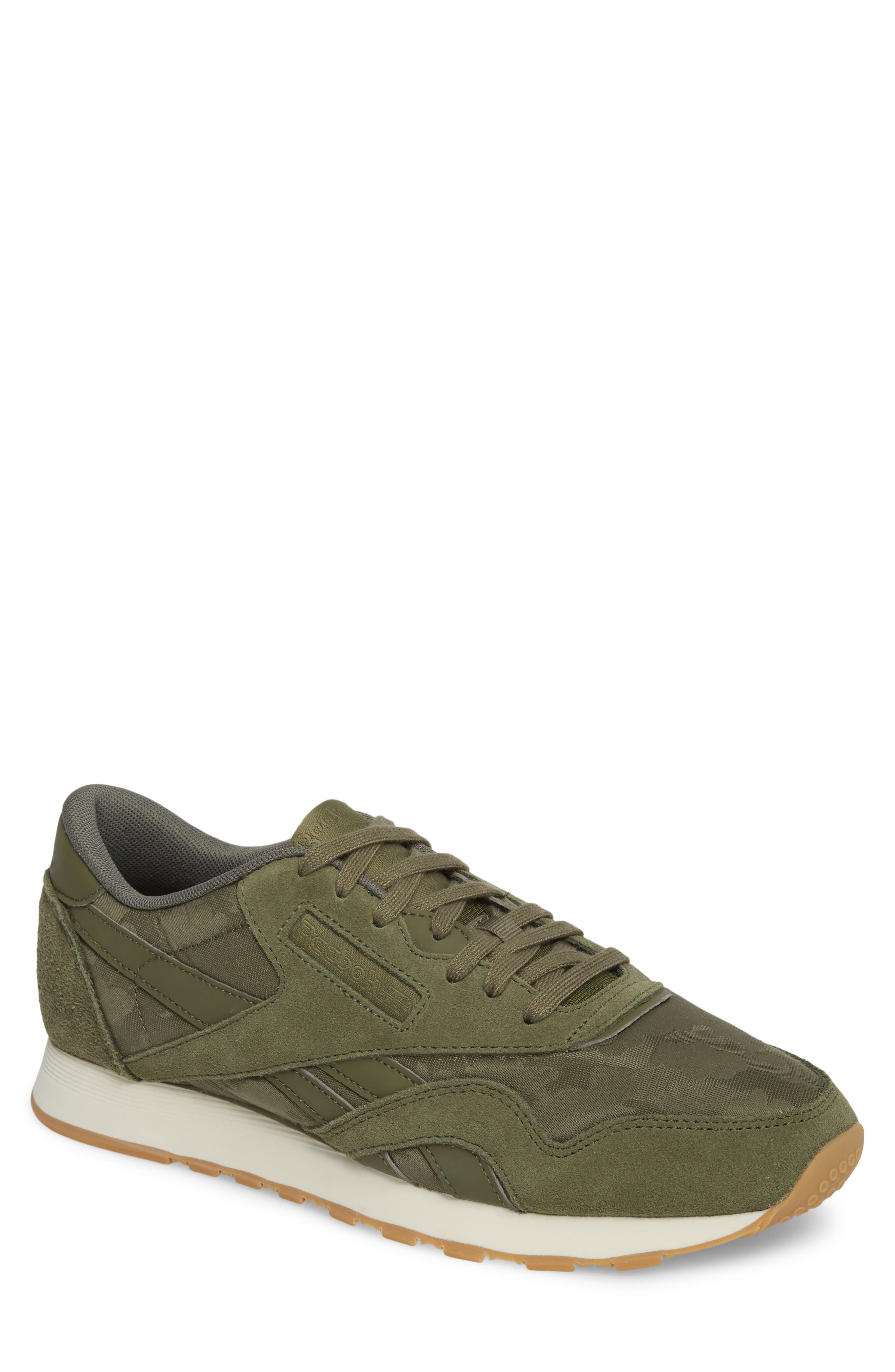 Reebok Classic Leather Nylon SG Sneaker (Men)