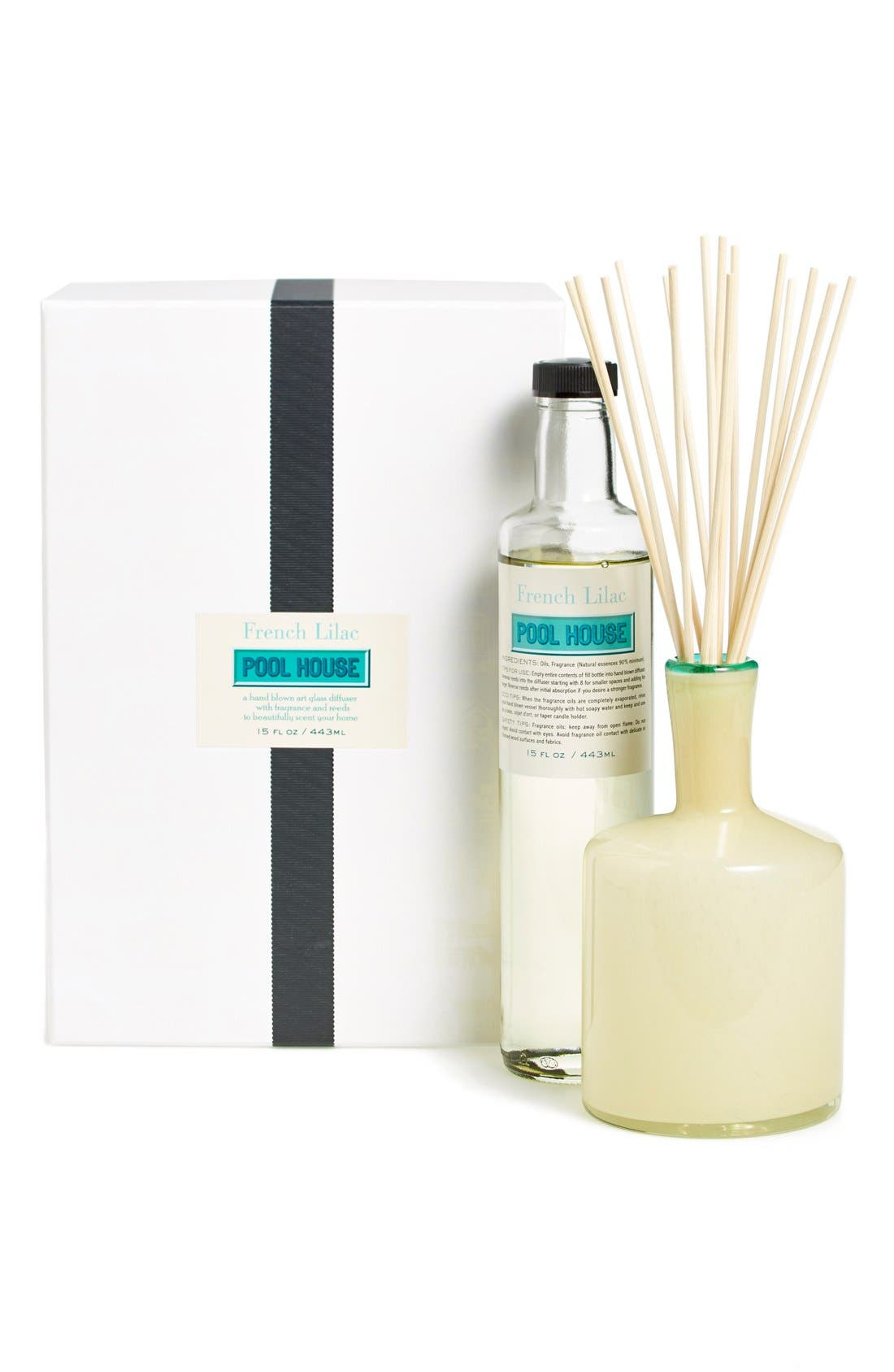 'French Lilac - Pool House' Fragrance Diffuser,                             Alternate thumbnail 2, color,                             No Color