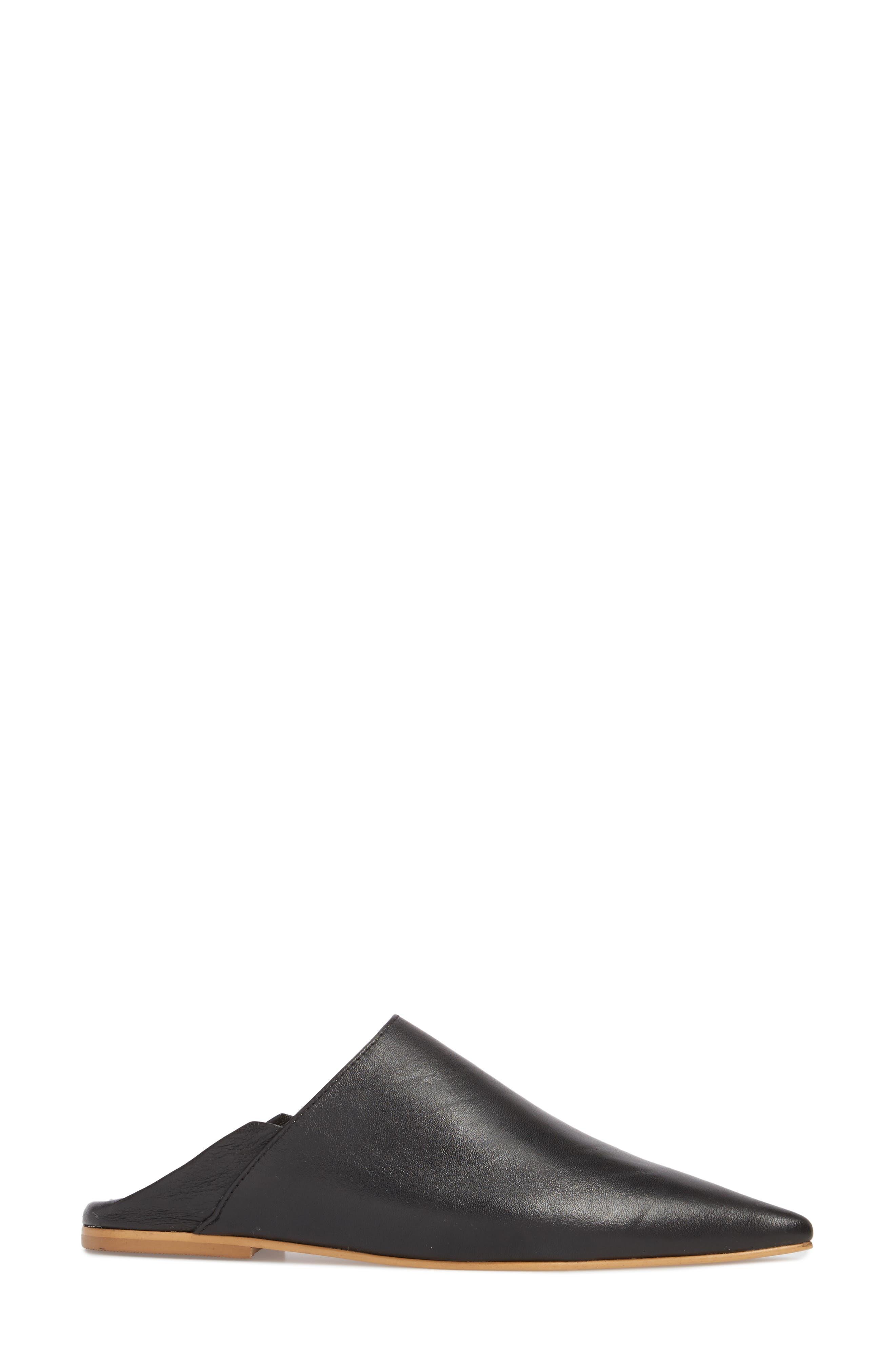 Keeper Mule,                             Alternate thumbnail 3, color,                             Black