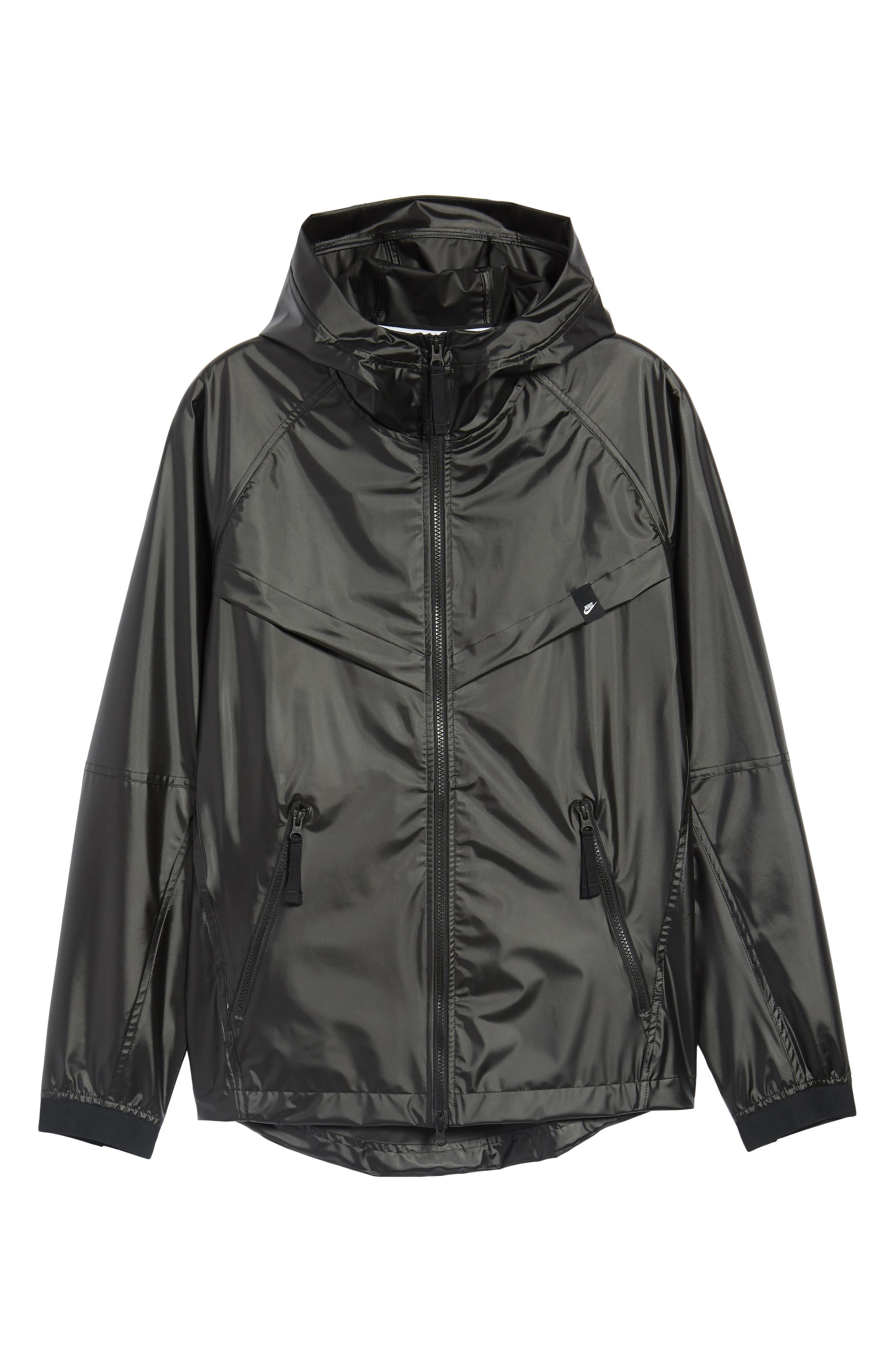 NSW Jacket,                             Alternate thumbnail 6, color,                             Black