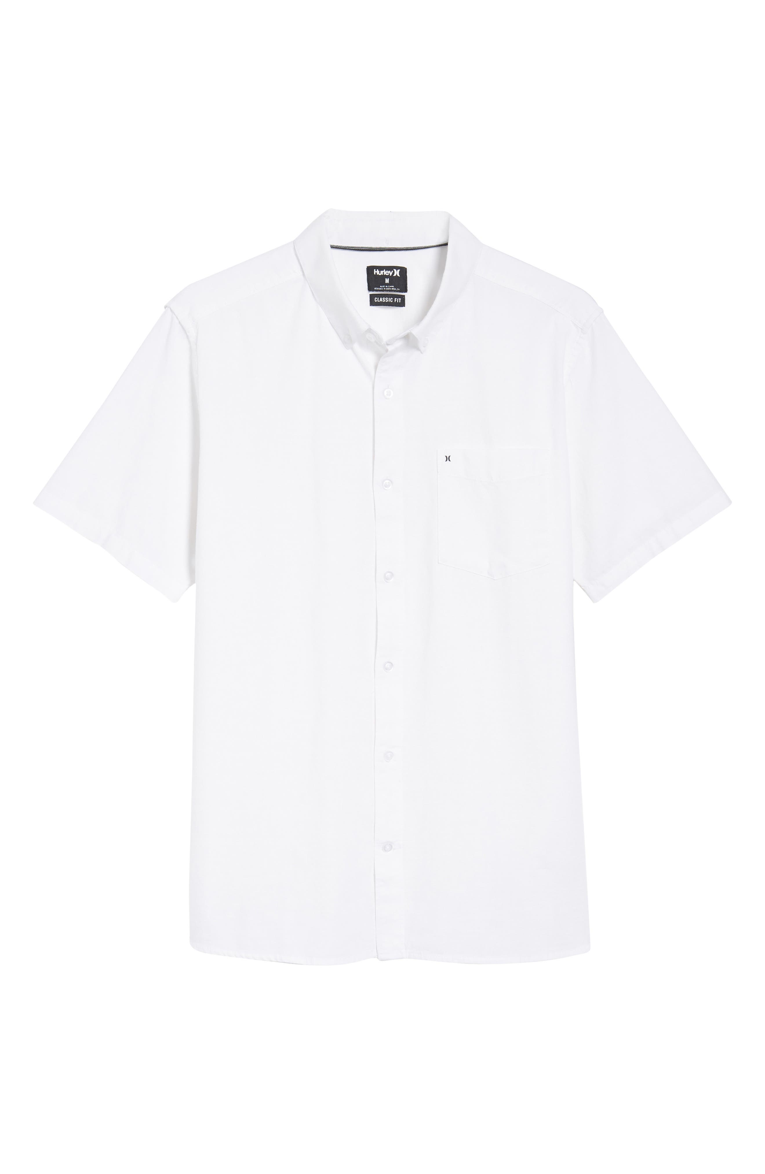 Alternate Image 6  - Hurley One & Only 2.0 Woven Shirt