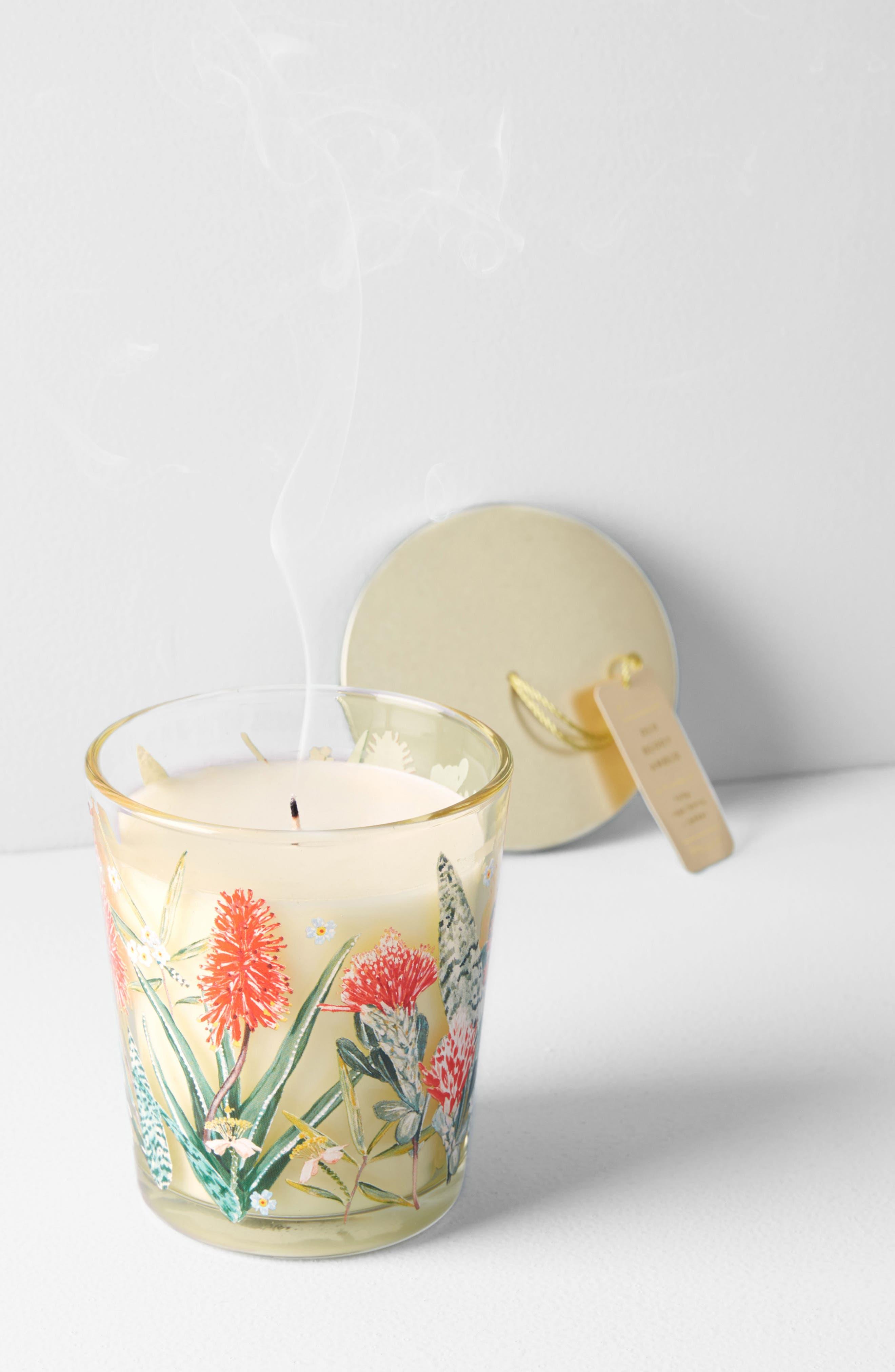 Alternate Image 2  - Anthropologie Spring's Eden Candle Jar