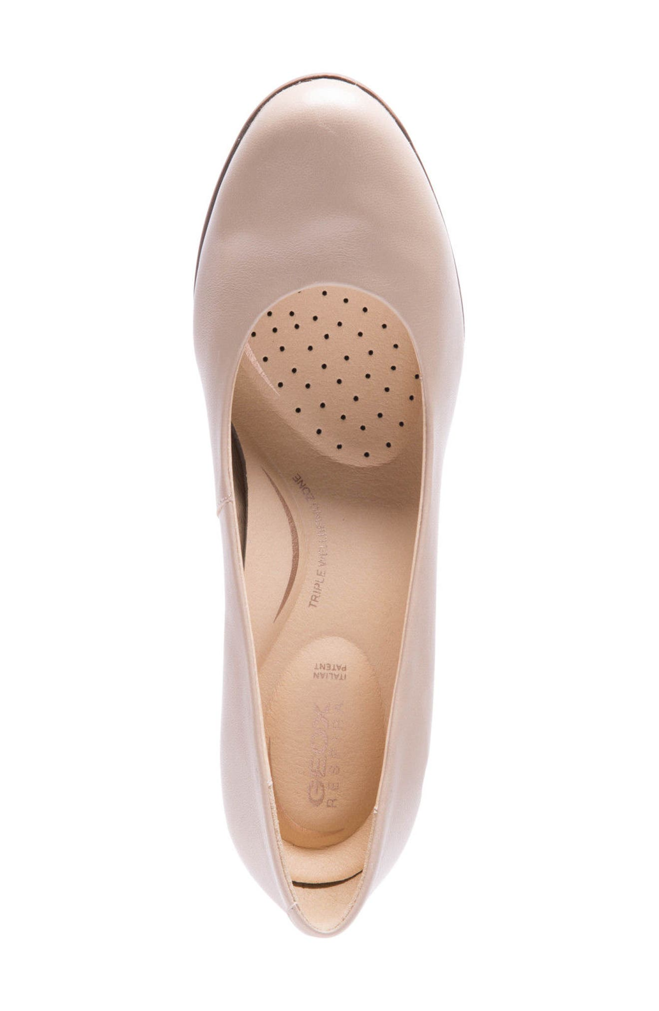 Alternate Image 4  - Geox Annya Pump (Women)