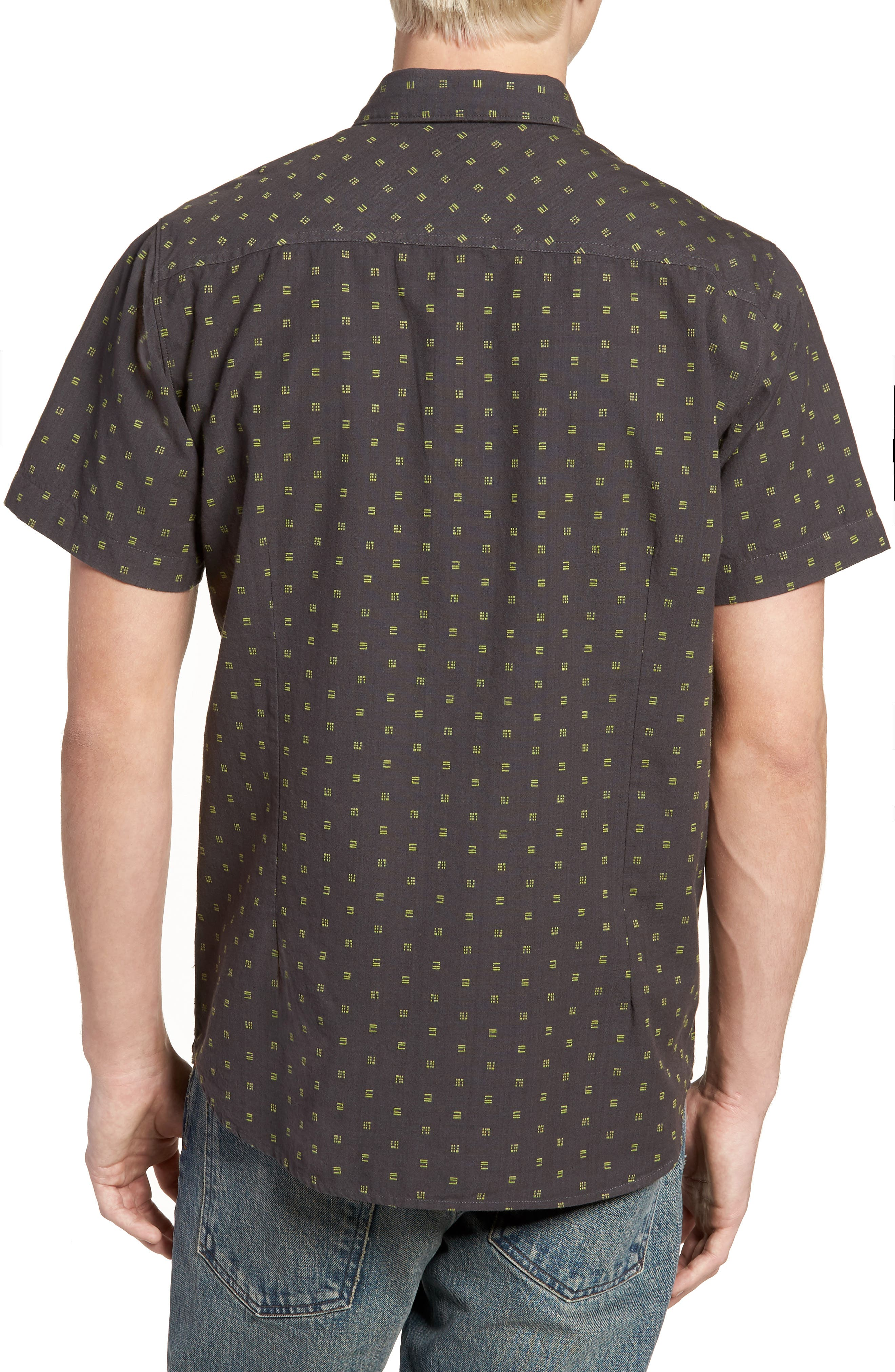 Alternate Image 2  - O'Neill Fifty Two Short Sleeve Shirt