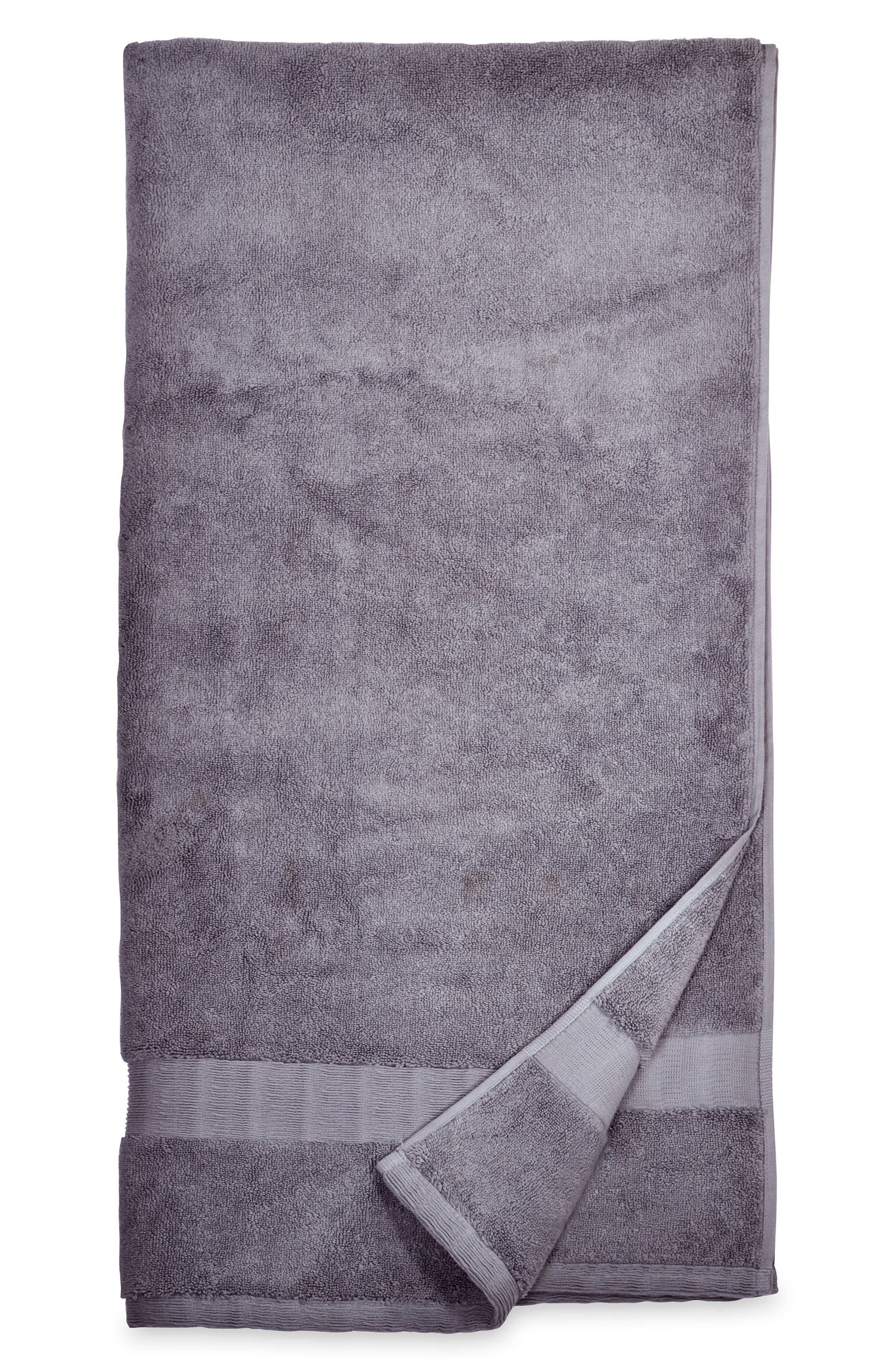 Mercer Bath Sheet,                             Main thumbnail 1, color,                             Dusty Lavender
