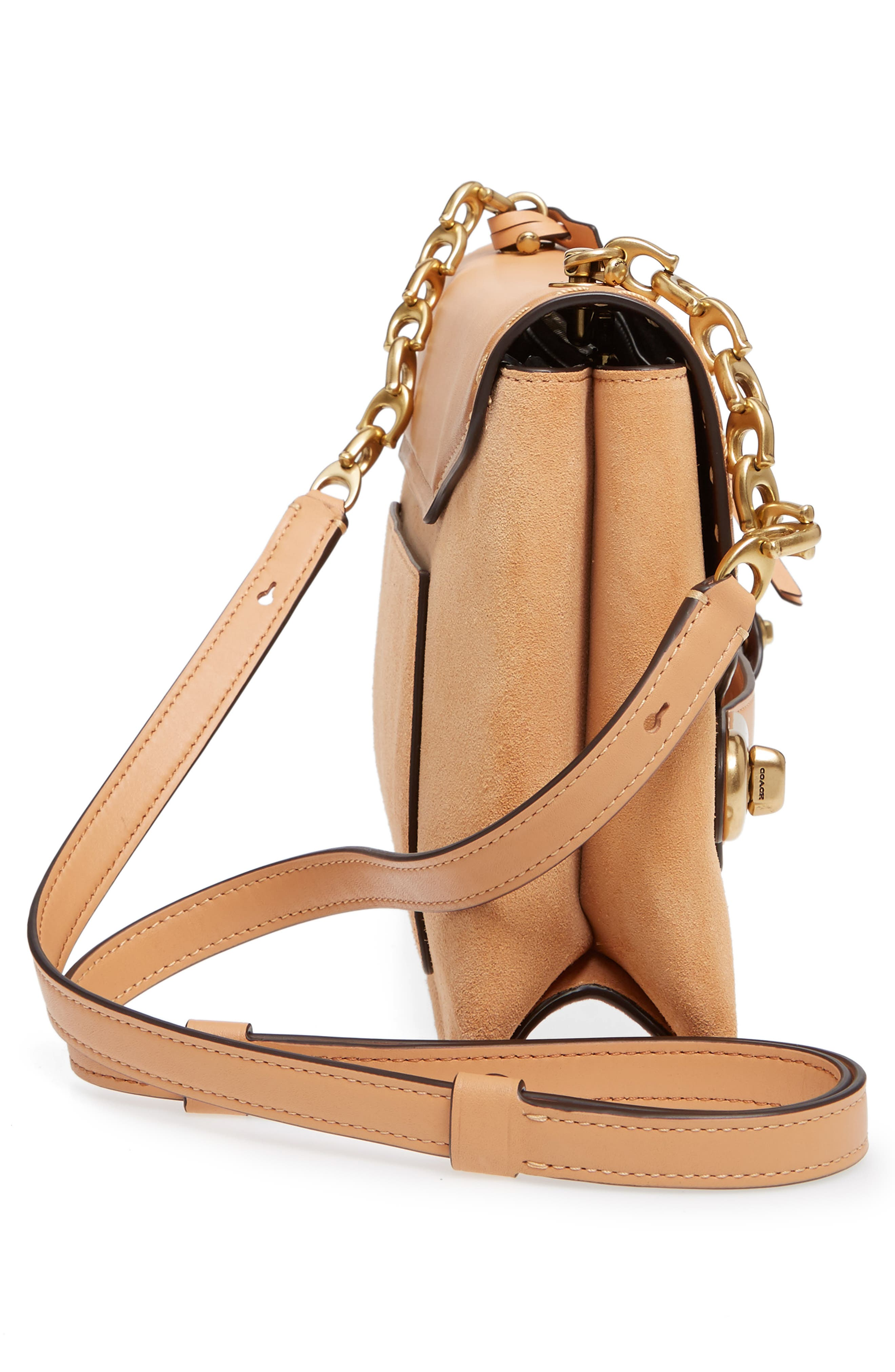 Alternate Image 5  - COACH 1941 Swagger Chain Leather Crossbody Bag