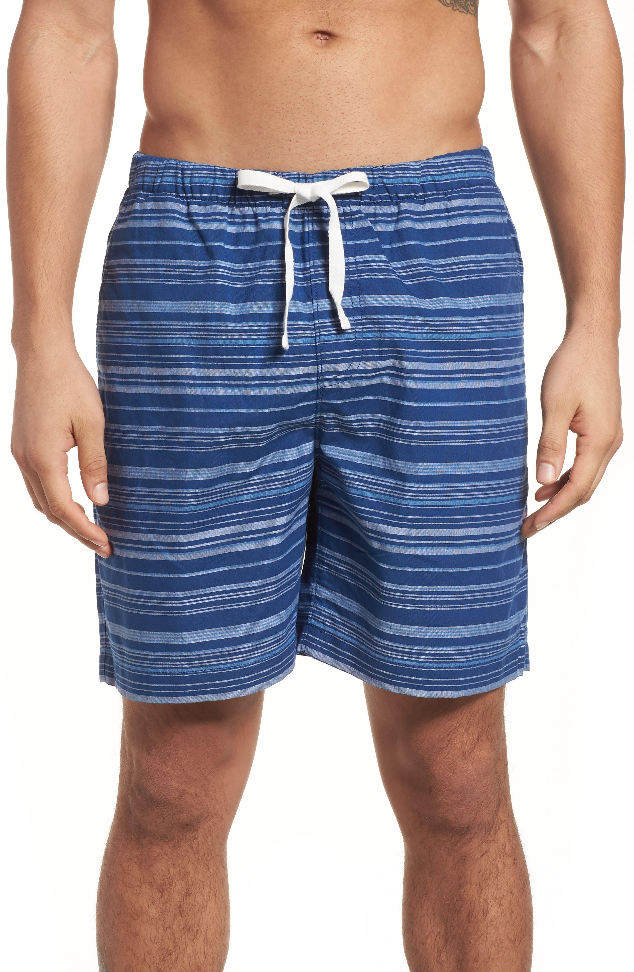 Hammock Board Shorts,                         Main,                         color, Seven Seas Blue