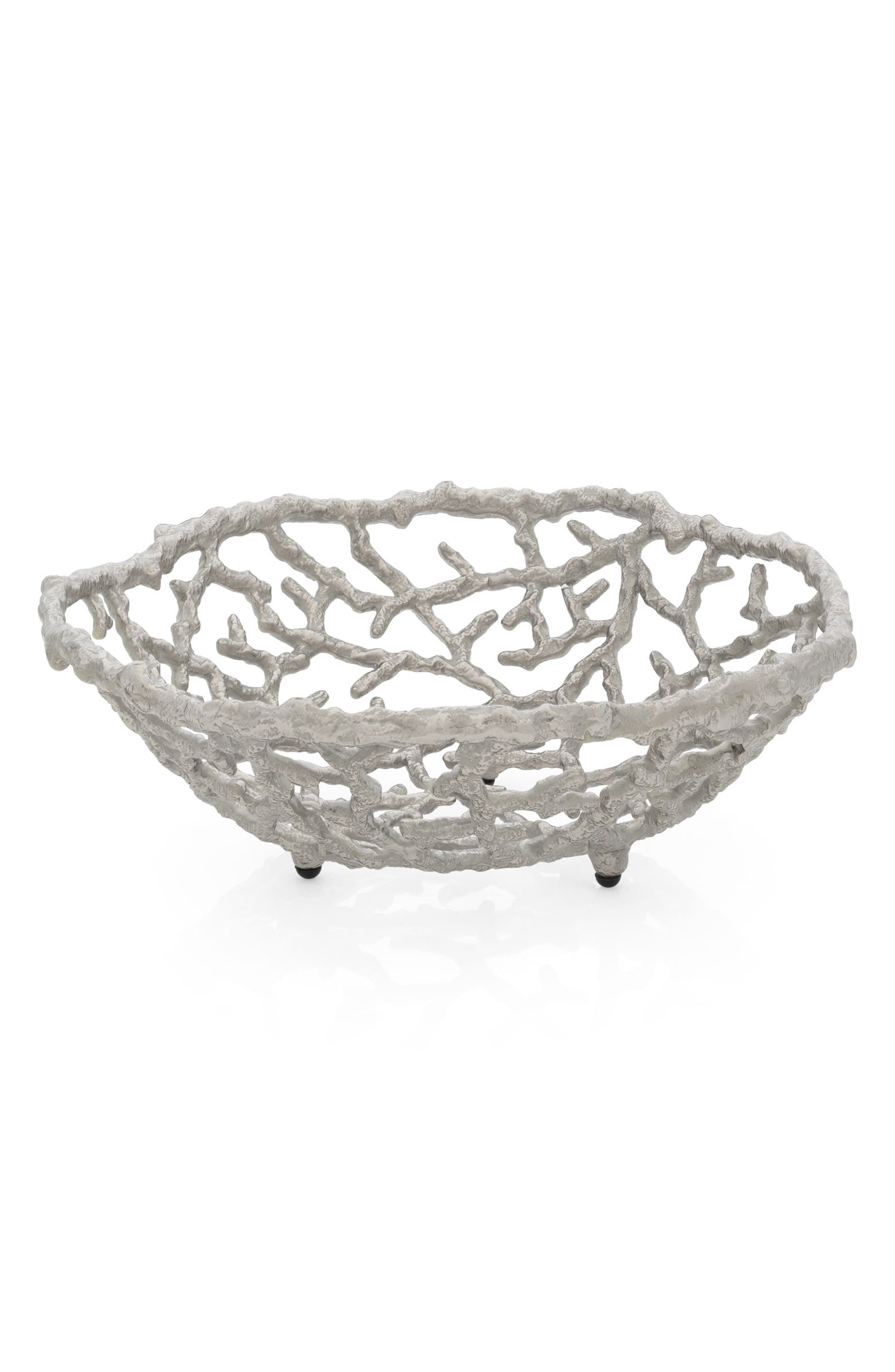 Ocean Reef Breadbasket,                         Main,                         color, Silver