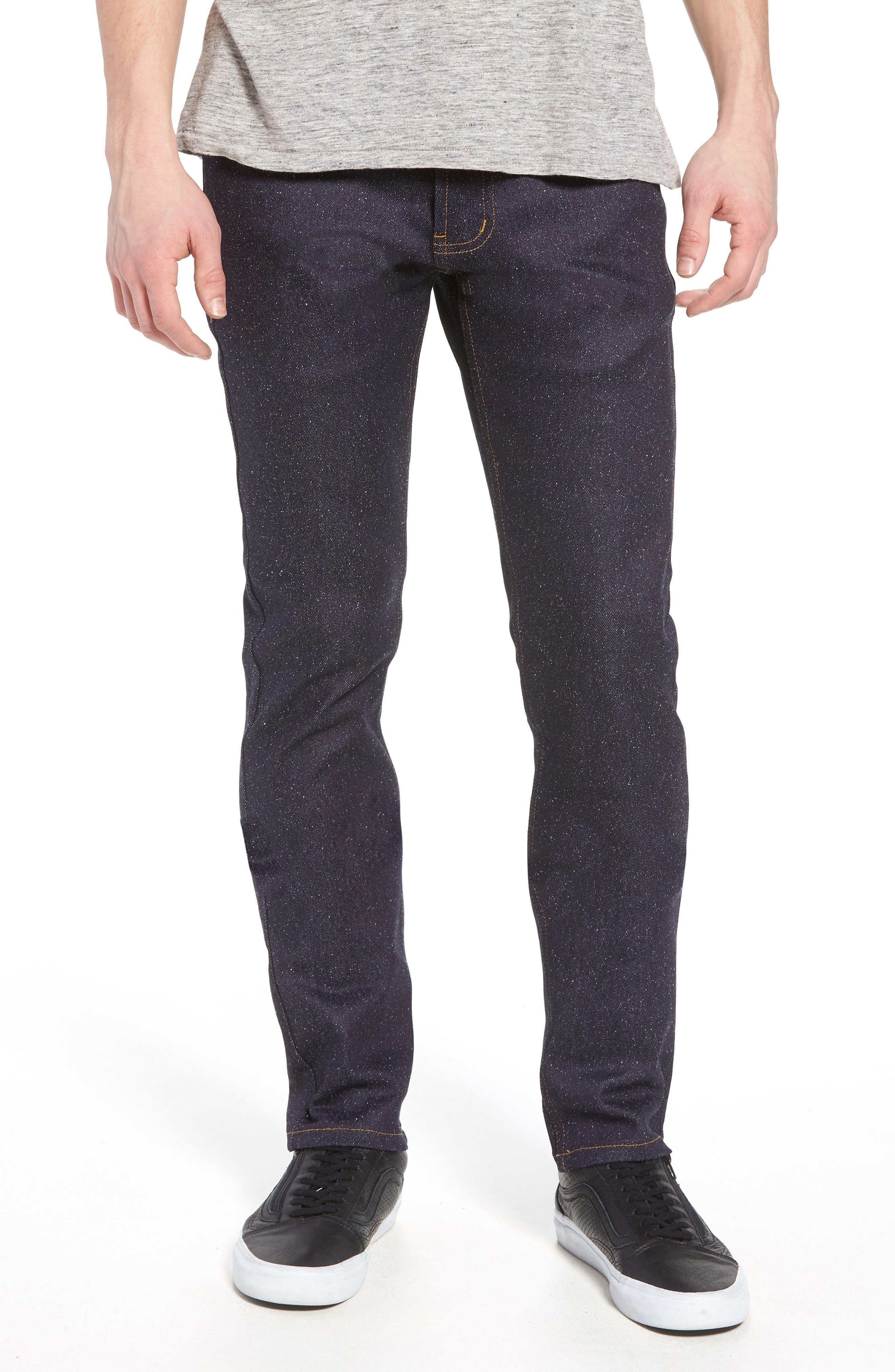 Super Skinny Guy Skinny Fit Jeans,                             Main thumbnail 1, color,                             Indigo