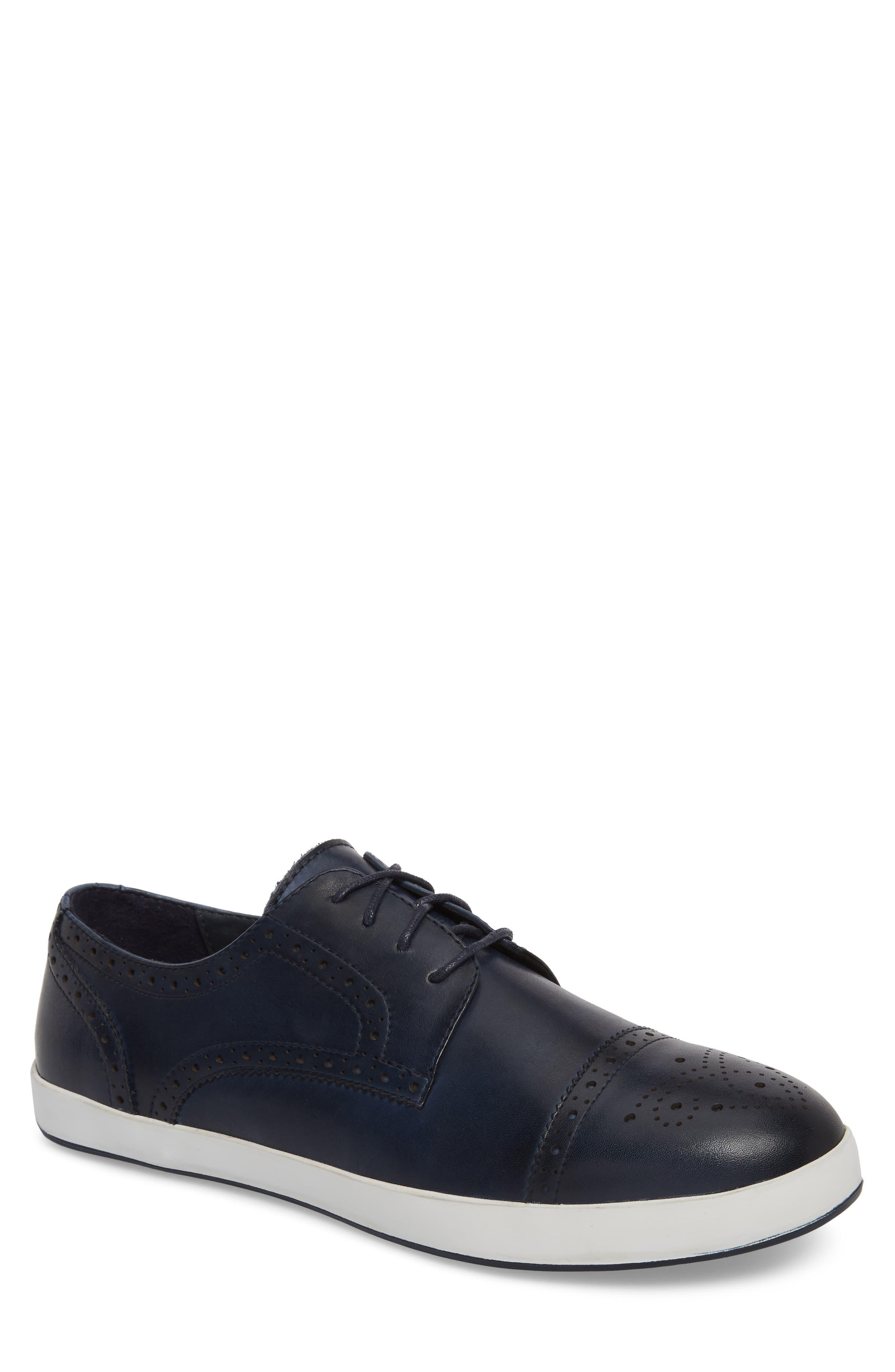 English Laundry Dunnet Cap Toe Sneaker (Men)