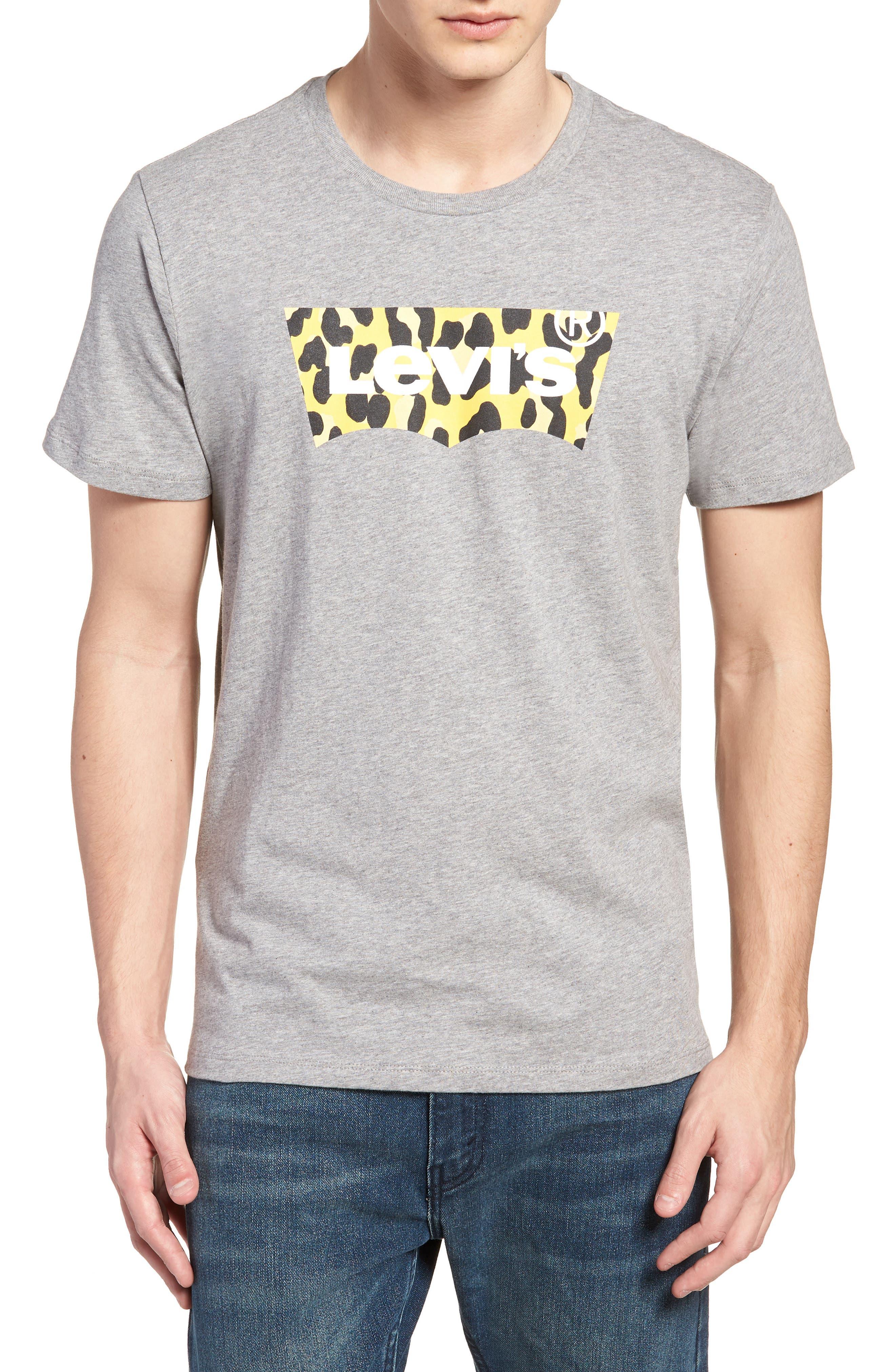 Housemark Graphic T-Shirt,                         Main,                         color, Housemark Grey