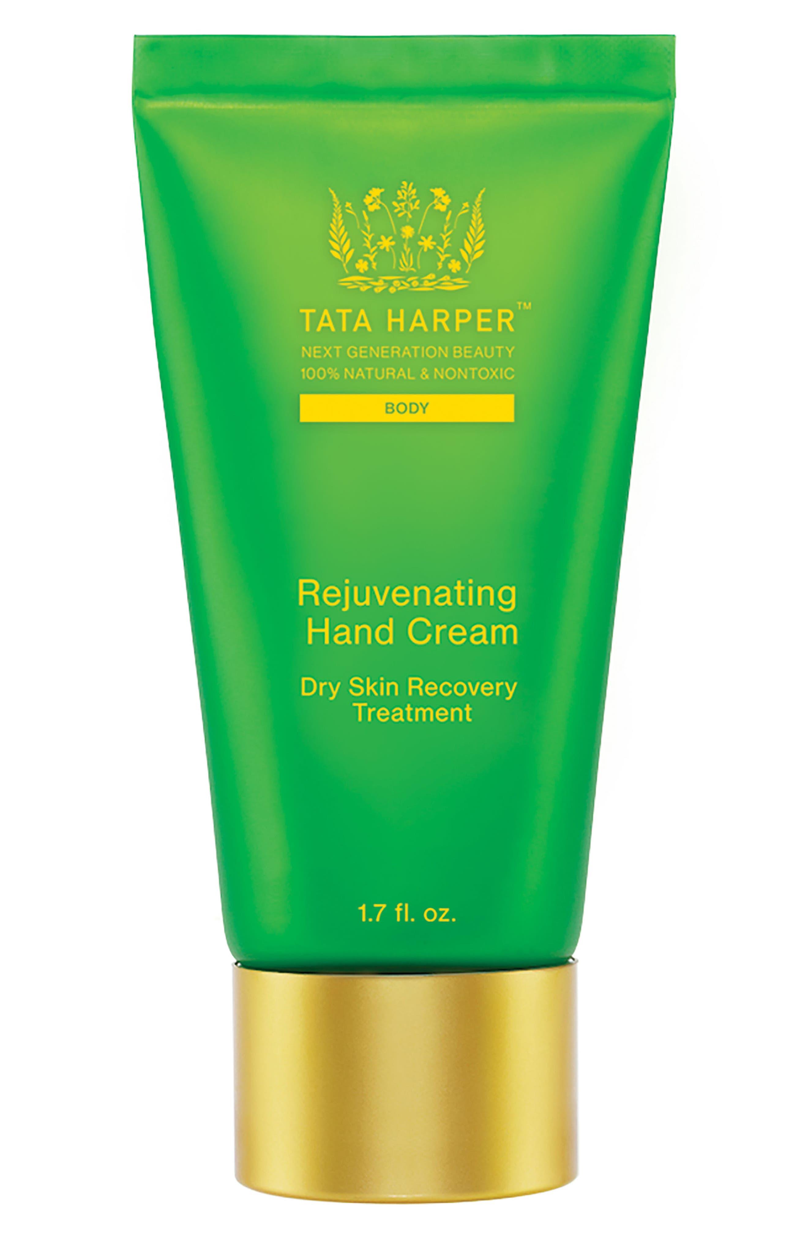 Rejuvenating Hand Cream,                             Main thumbnail 1, color,                             No Color