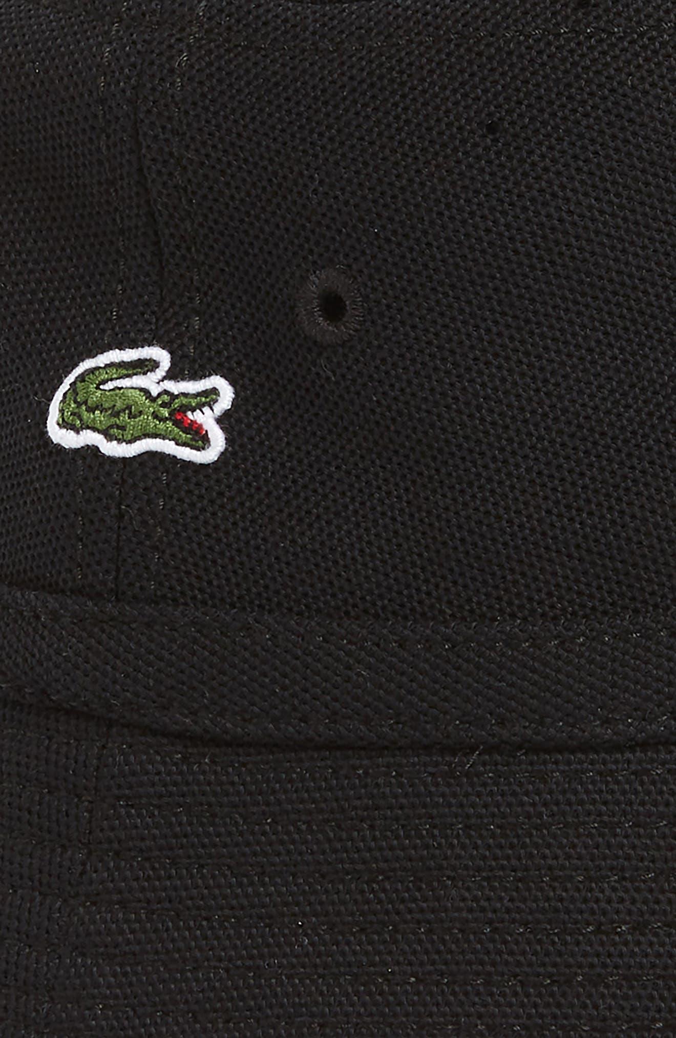 Bob Bucket Hat,                             Alternate thumbnail 2, color,                             Black