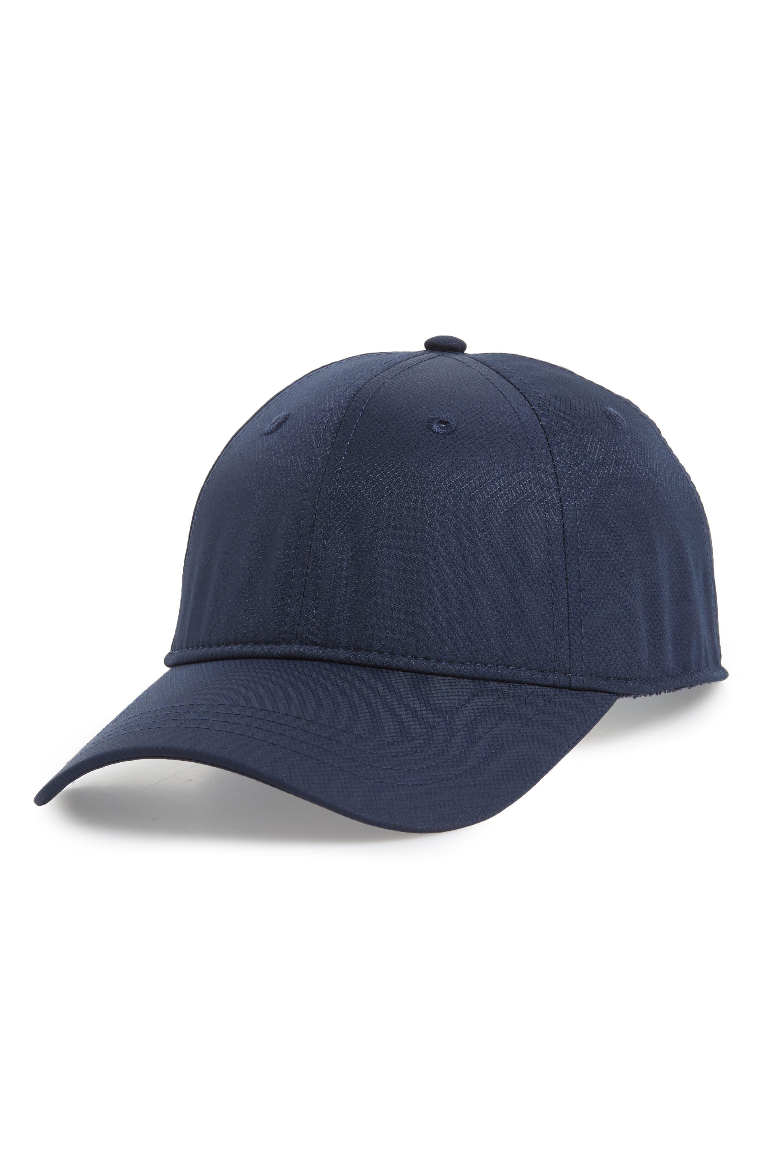 Sport Baseball Cap,                         Main,                         color, Navy Blue