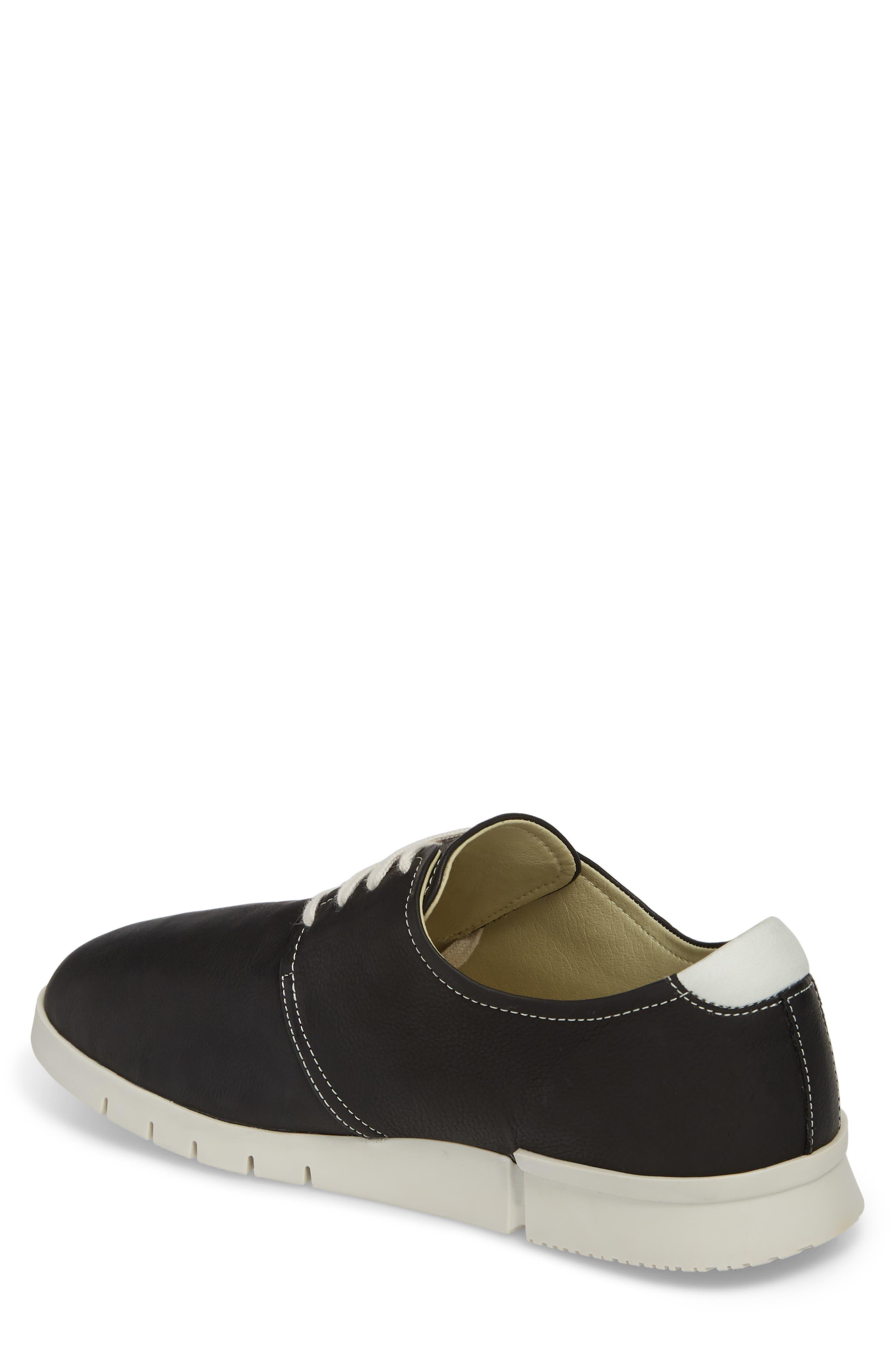 Alternate Image 2  - Softinos by Fly London Cap Low Top Sneaker (Men)