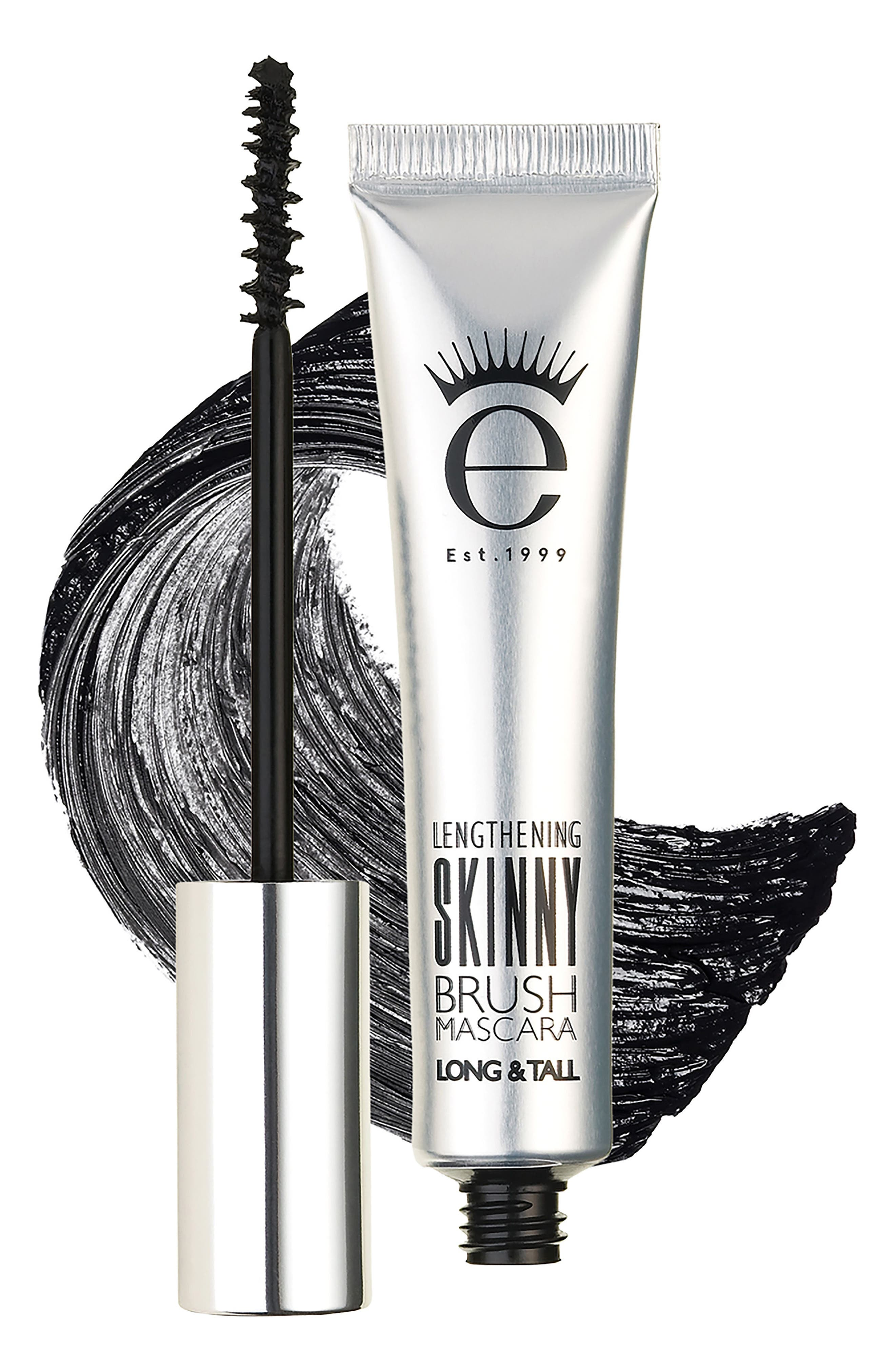 Skinny Brush Mascara,                             Alternate thumbnail 3, color,                             Black