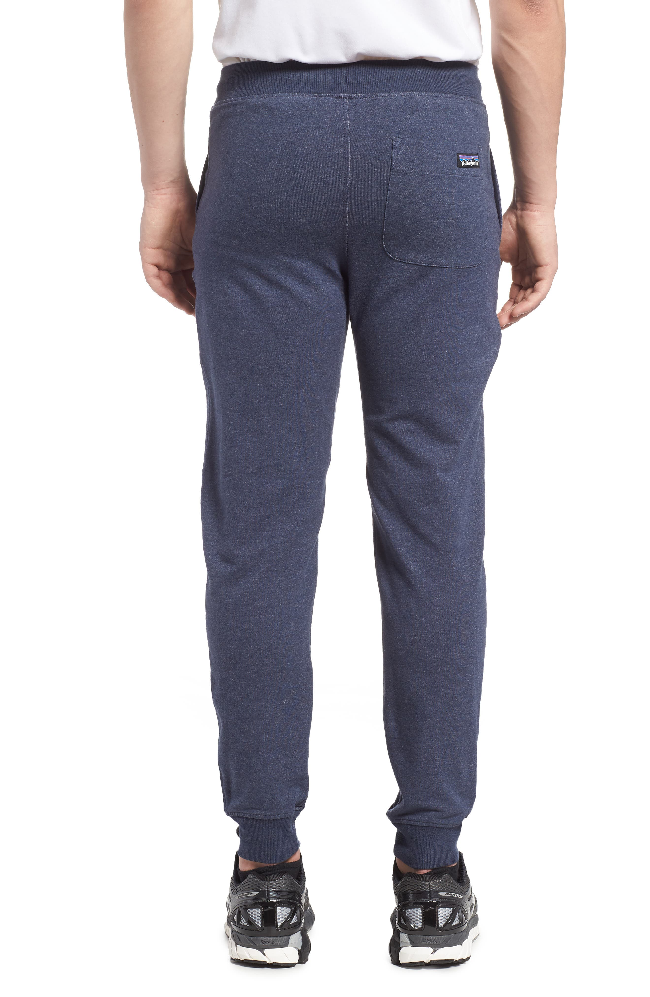 M's Mahnya Fleece Jogger Pants,                             Alternate thumbnail 2, color,                             Navy Blue