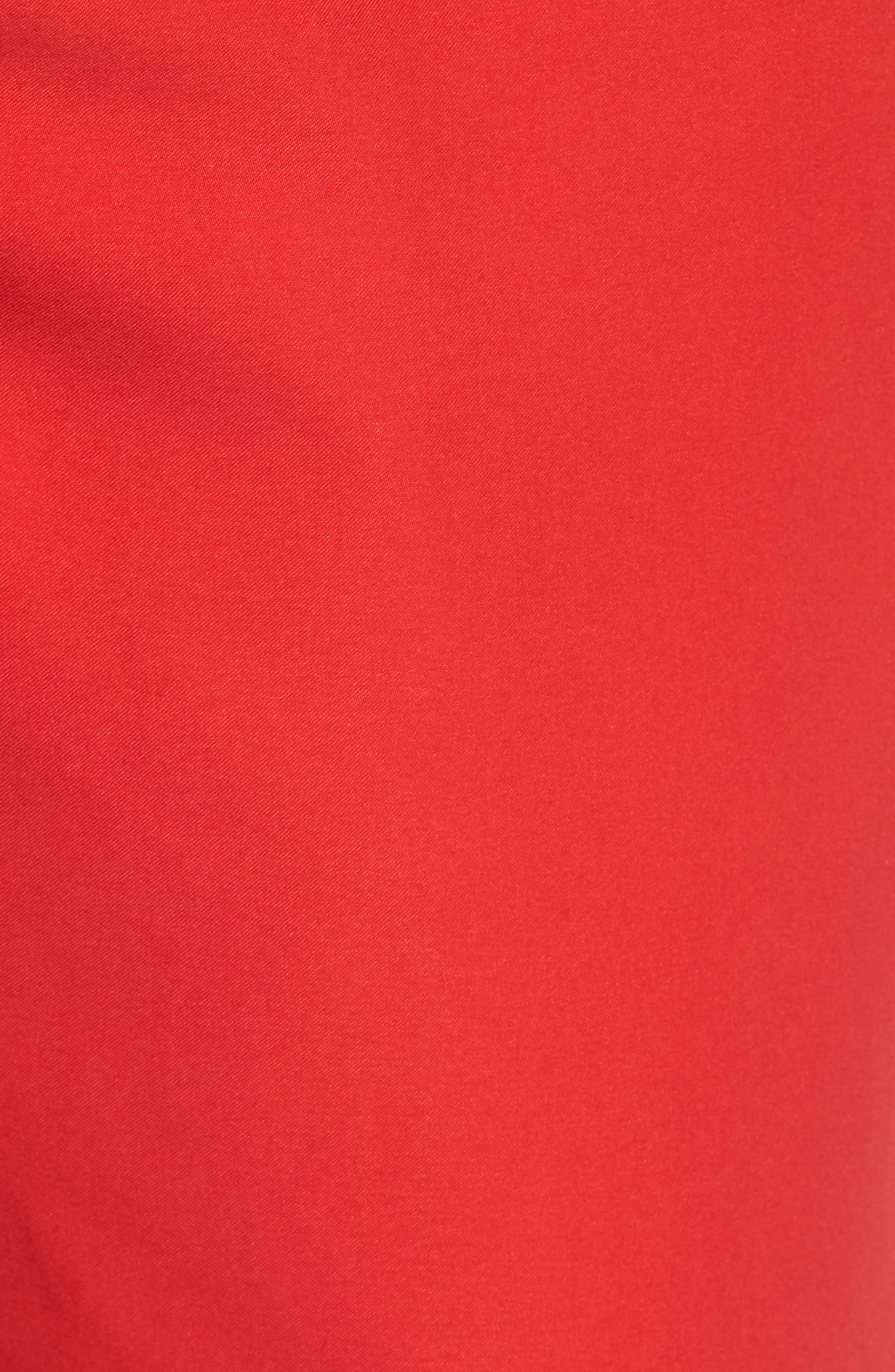 Santa Cruz Board Shorts,                             Alternate thumbnail 5, color,                             Red