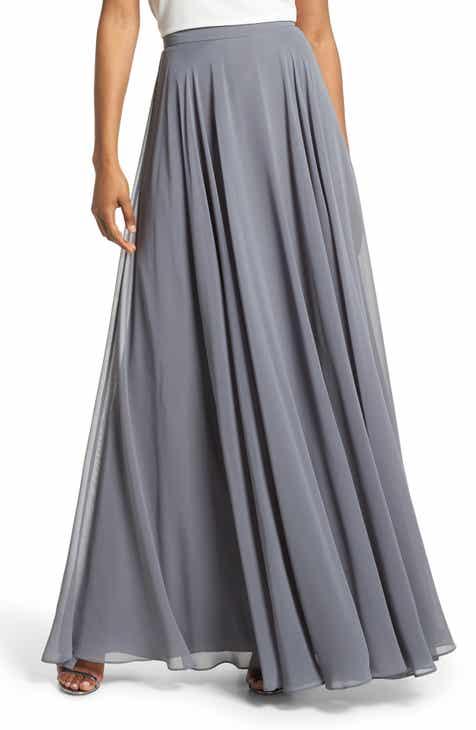 Women S Grey Skirts