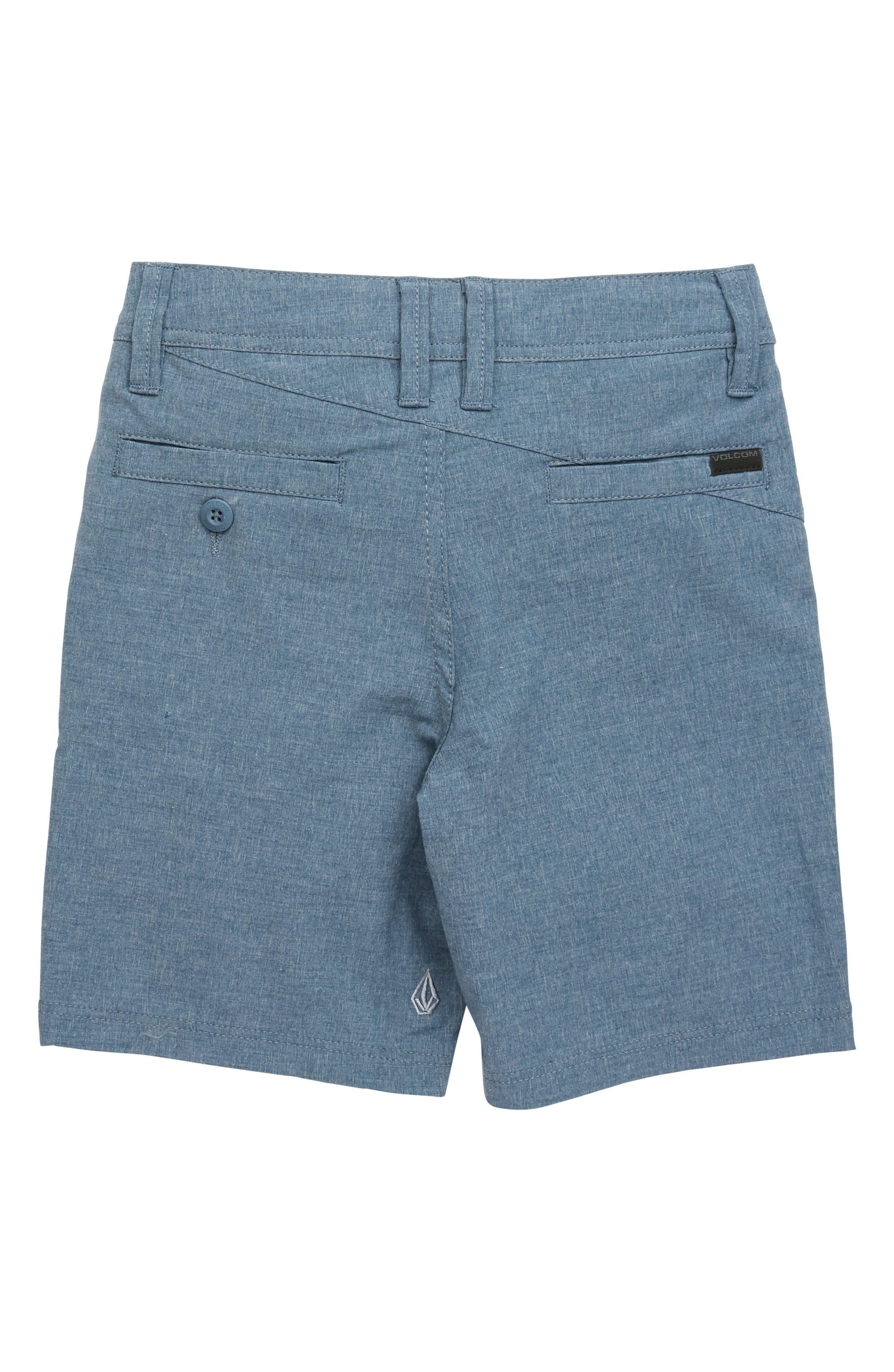 Surf N' Turf Static Hybrid Shorts,                             Alternate thumbnail 2, color,                             Deep Blue