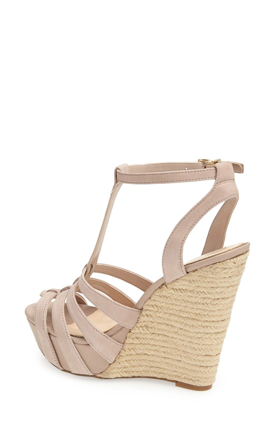 Alternate Image 4  - Jessica Simpson 'Bristol' Ankle Strap Platform Wedge Sandal (Women)