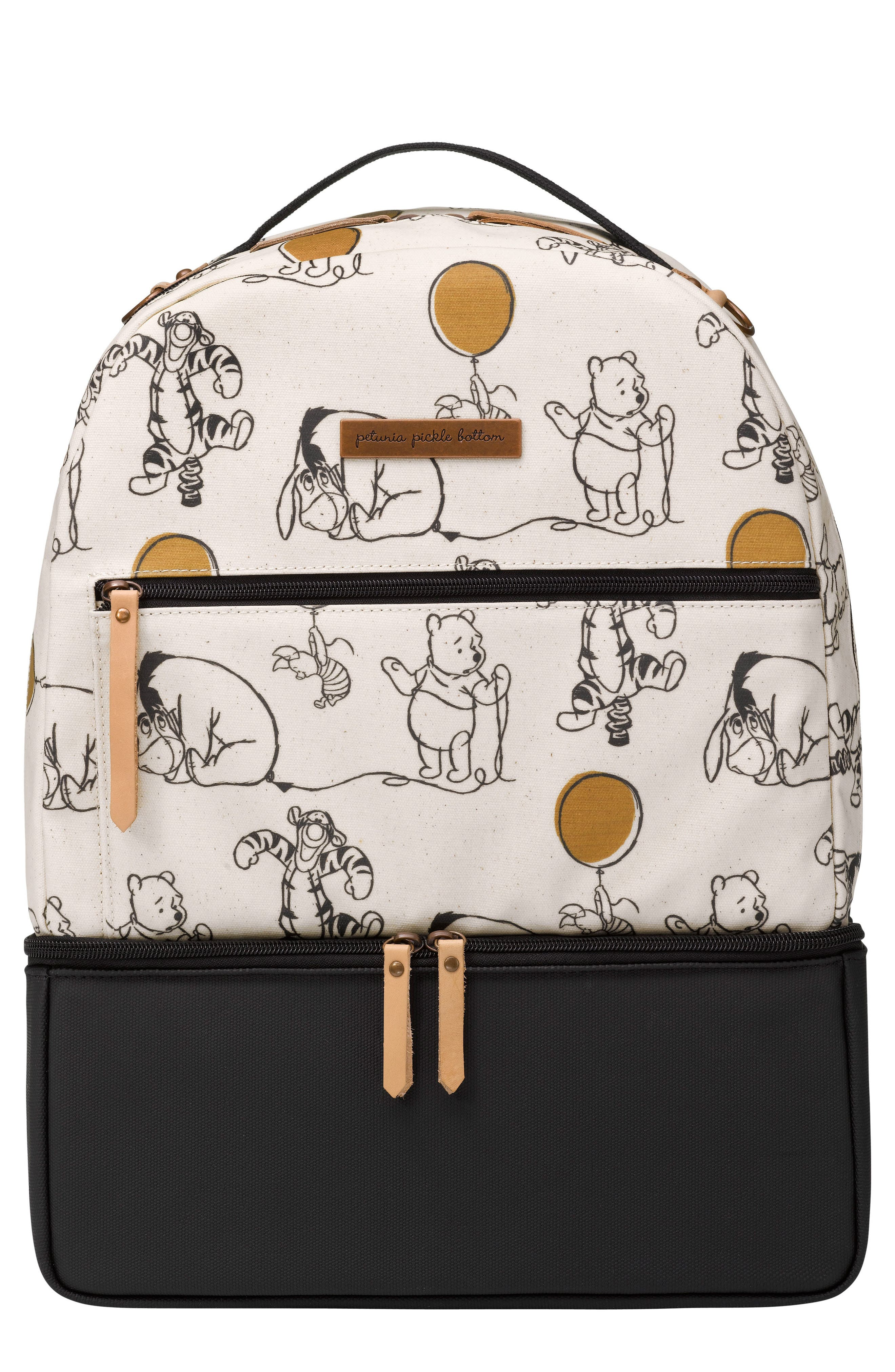 x Disney<sup>®</sup> Axis Backpack,                             Main thumbnail 1, color,                             Winnie The Pooh And Friends