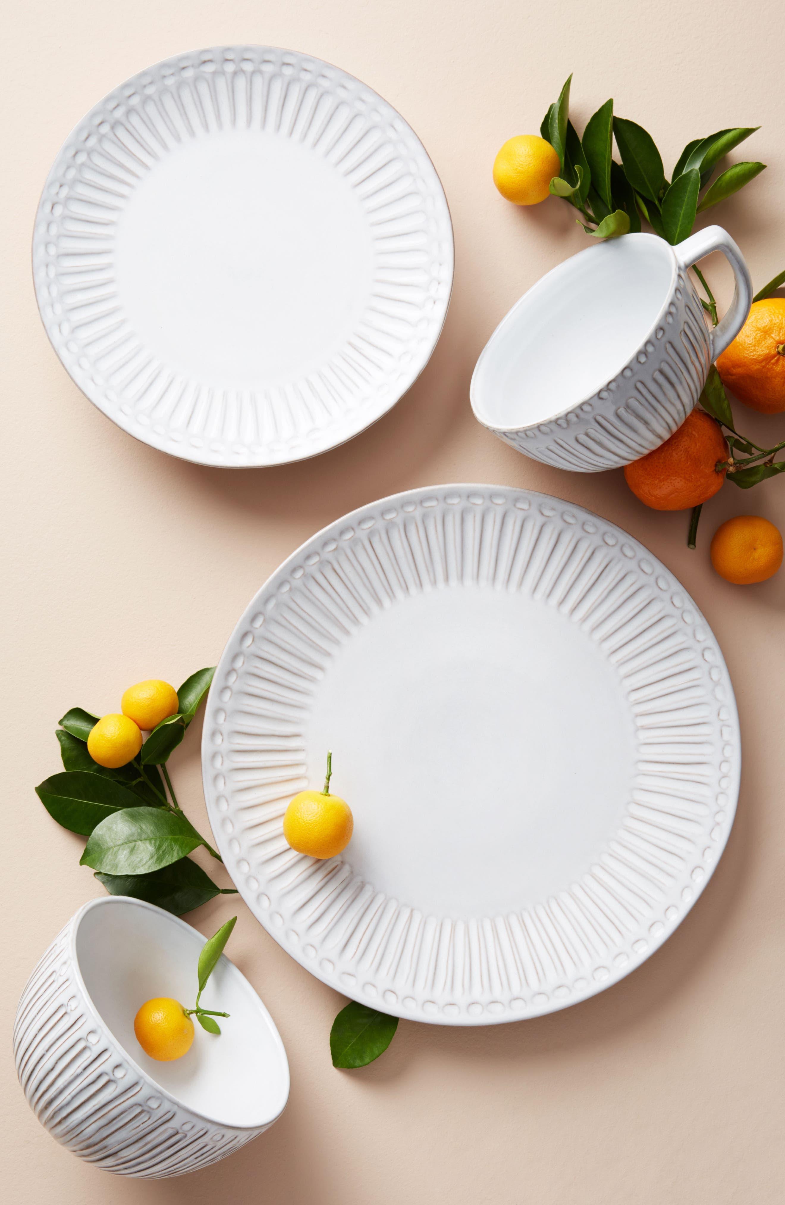 Elana Dinner Plate,                             Alternate thumbnail 3, color,