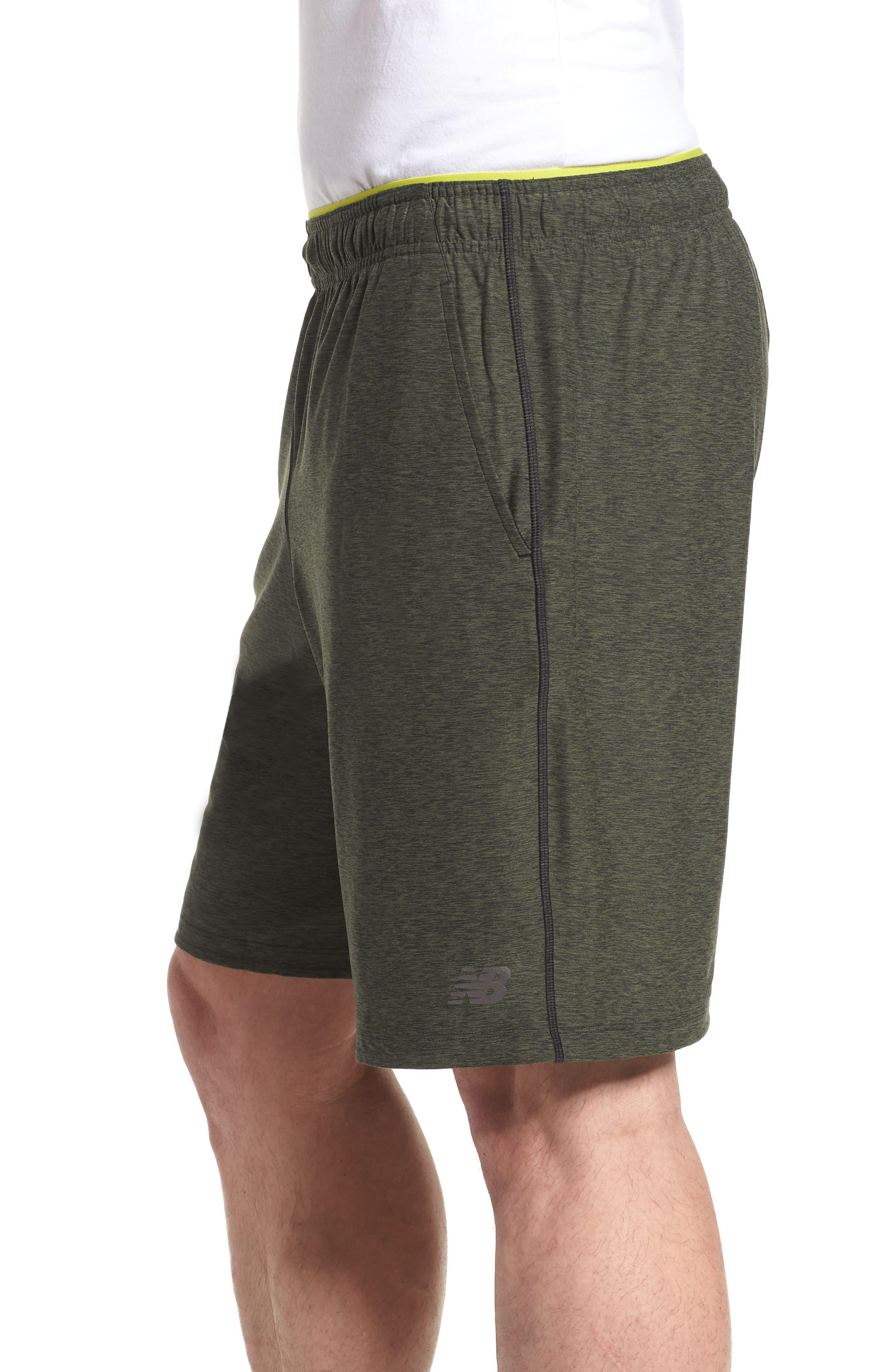Anticipate Shorts,                             Alternate thumbnail 3, color,                             Dark Covert Green