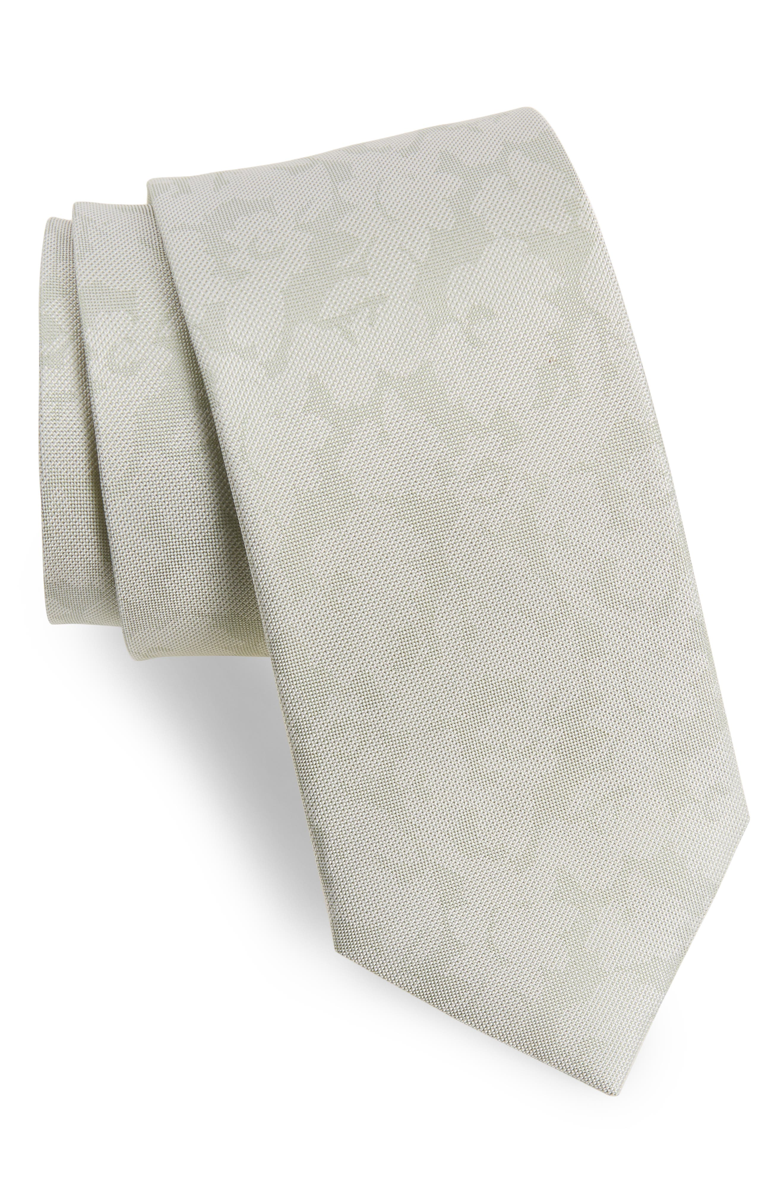 The Tie Bar Refinado Floral Silk Tie (X-Long)