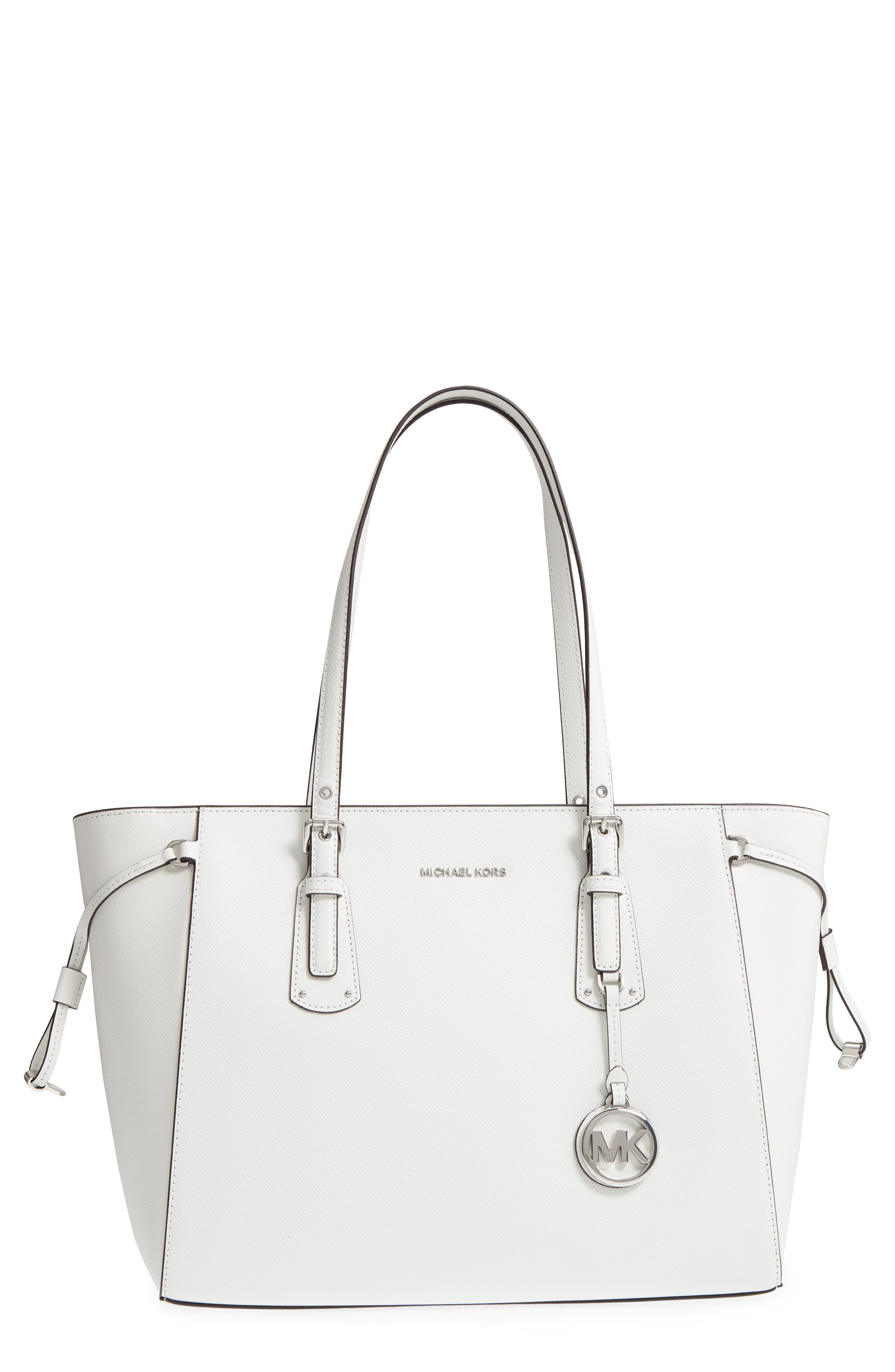 Alternate Image 1 Selected - MICHAEL Michael Kors Voyager Leather Tote