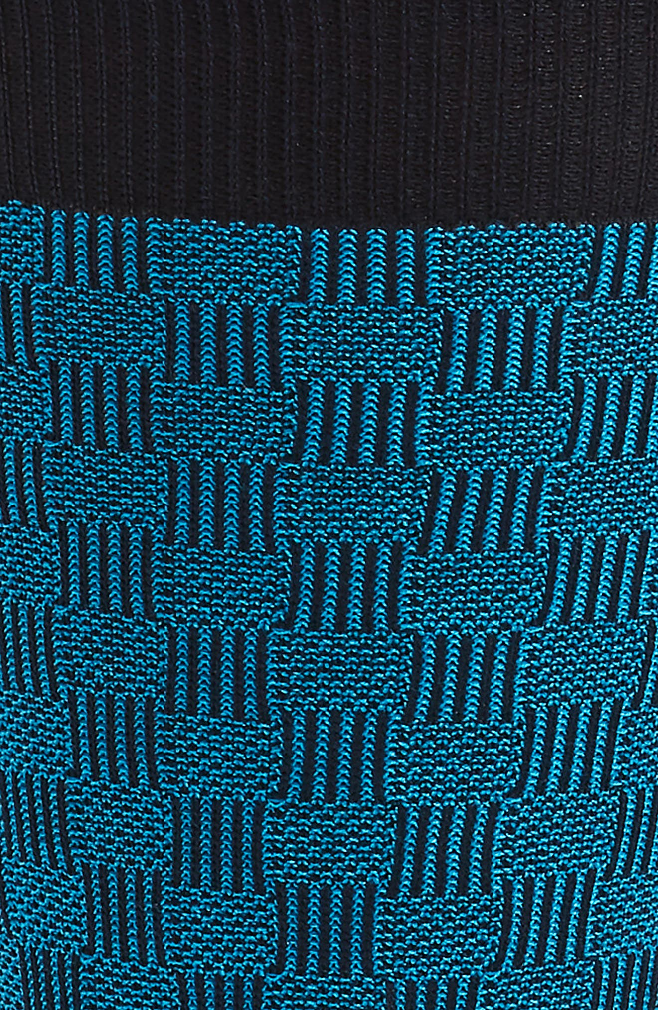 Patchwork Socks,                             Alternate thumbnail 2, color,                             Navy