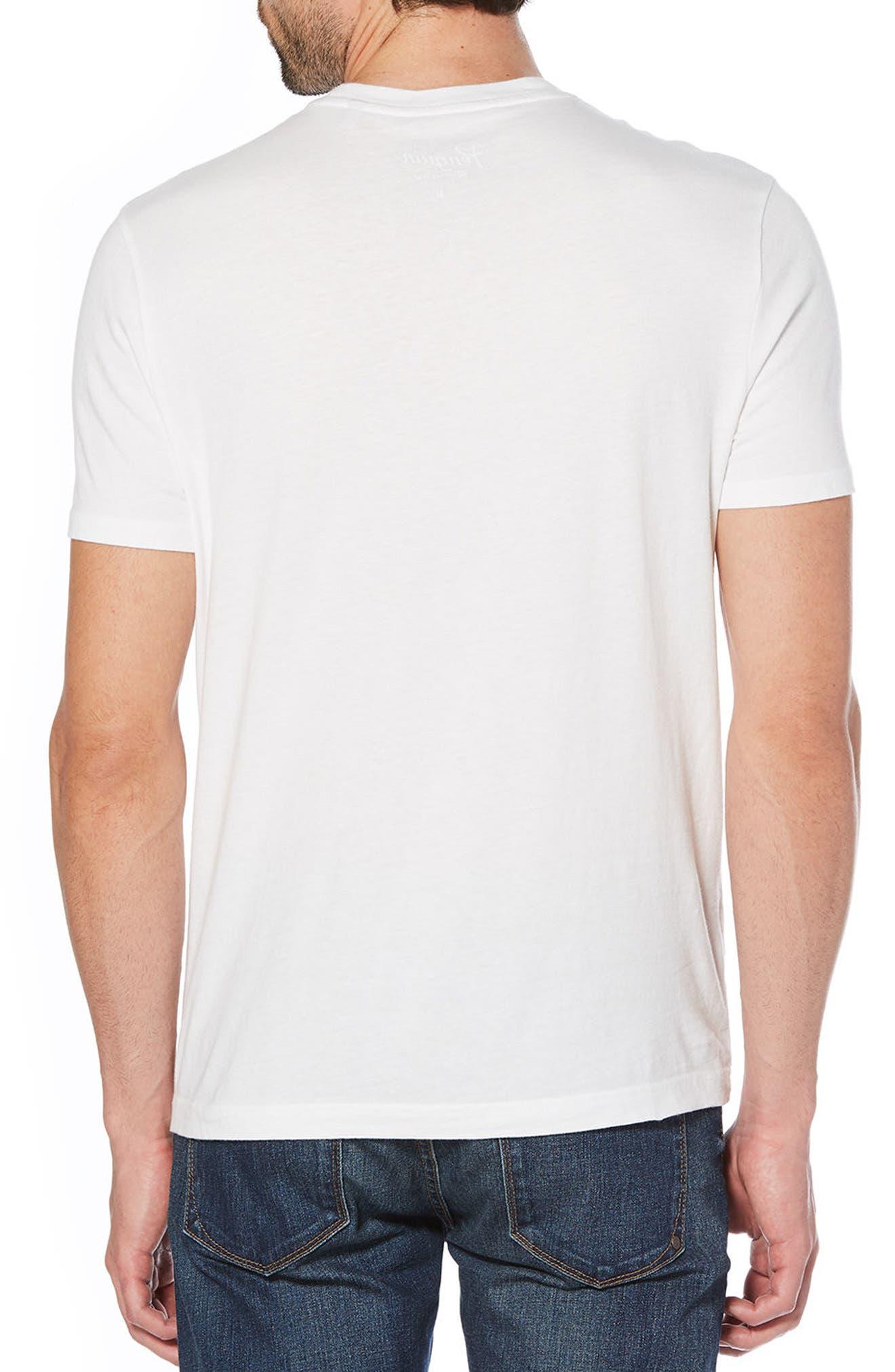 Mixed LP Pete T-Shirt,                             Alternate thumbnail 2, color,                             Bright White