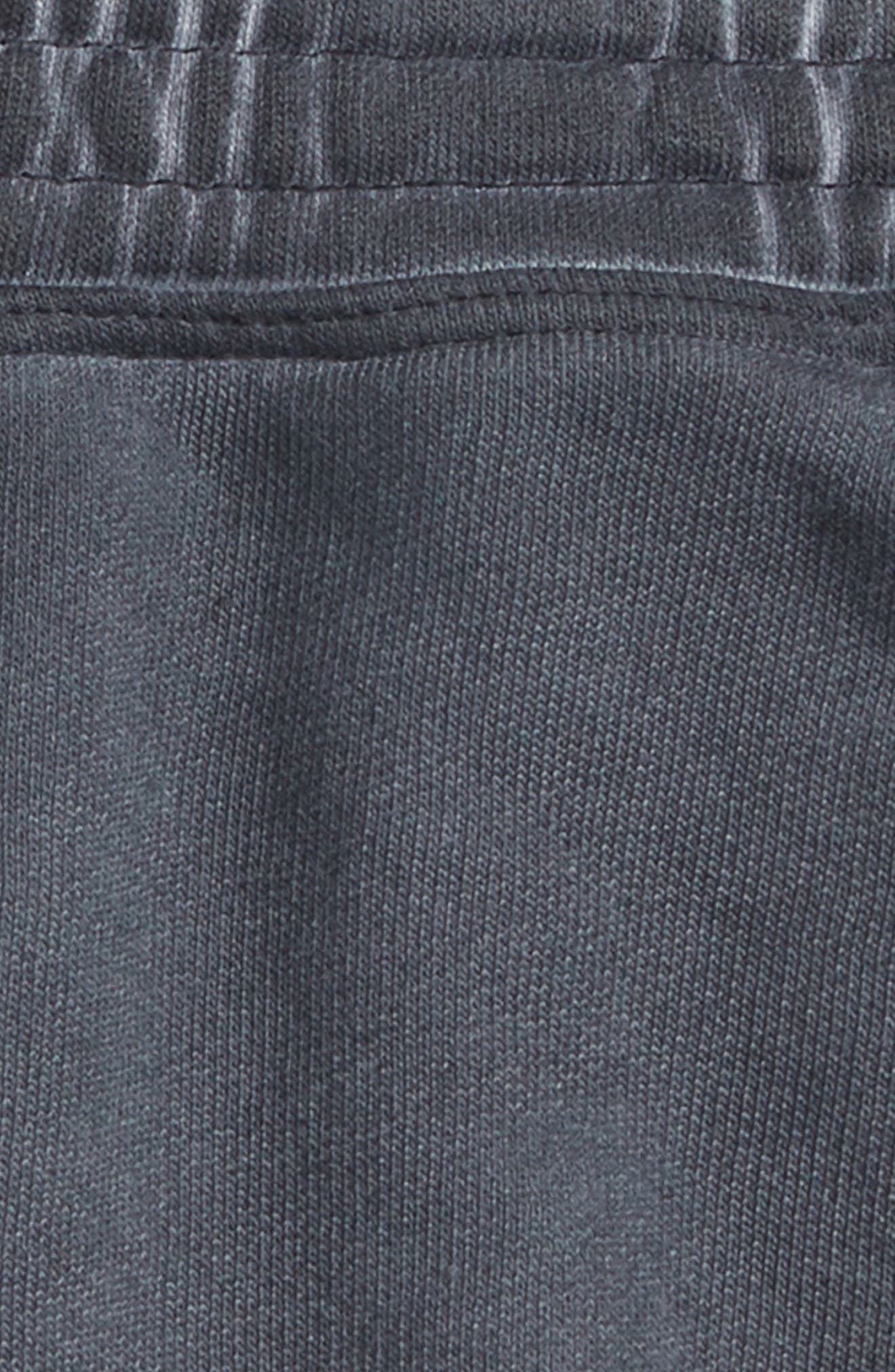 Dyed Gym Shorts,                             Alternate thumbnail 2, color,                             Dyed Graphite