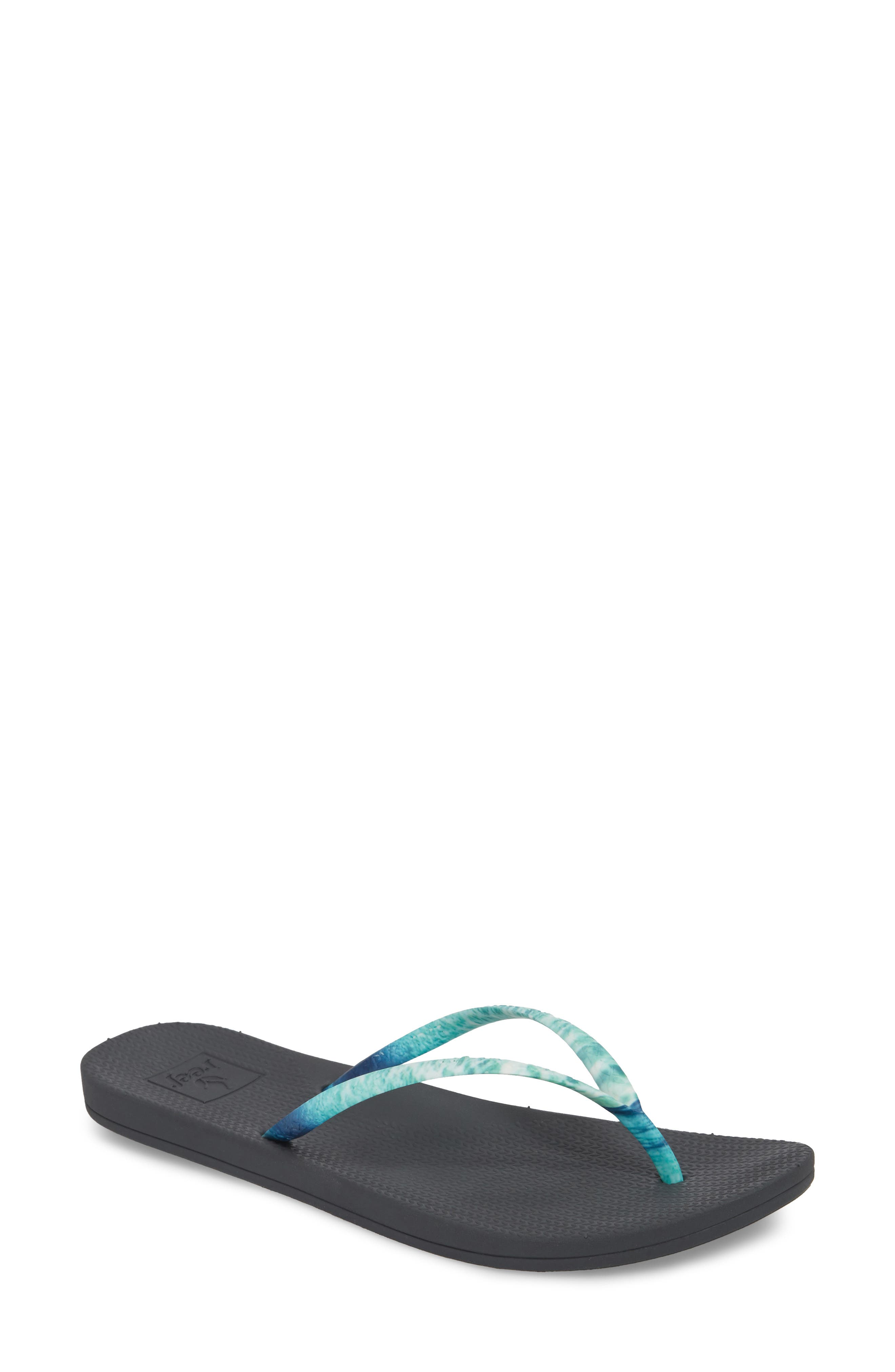 Reef Escape Luxe Nature Flip Flop (Women)