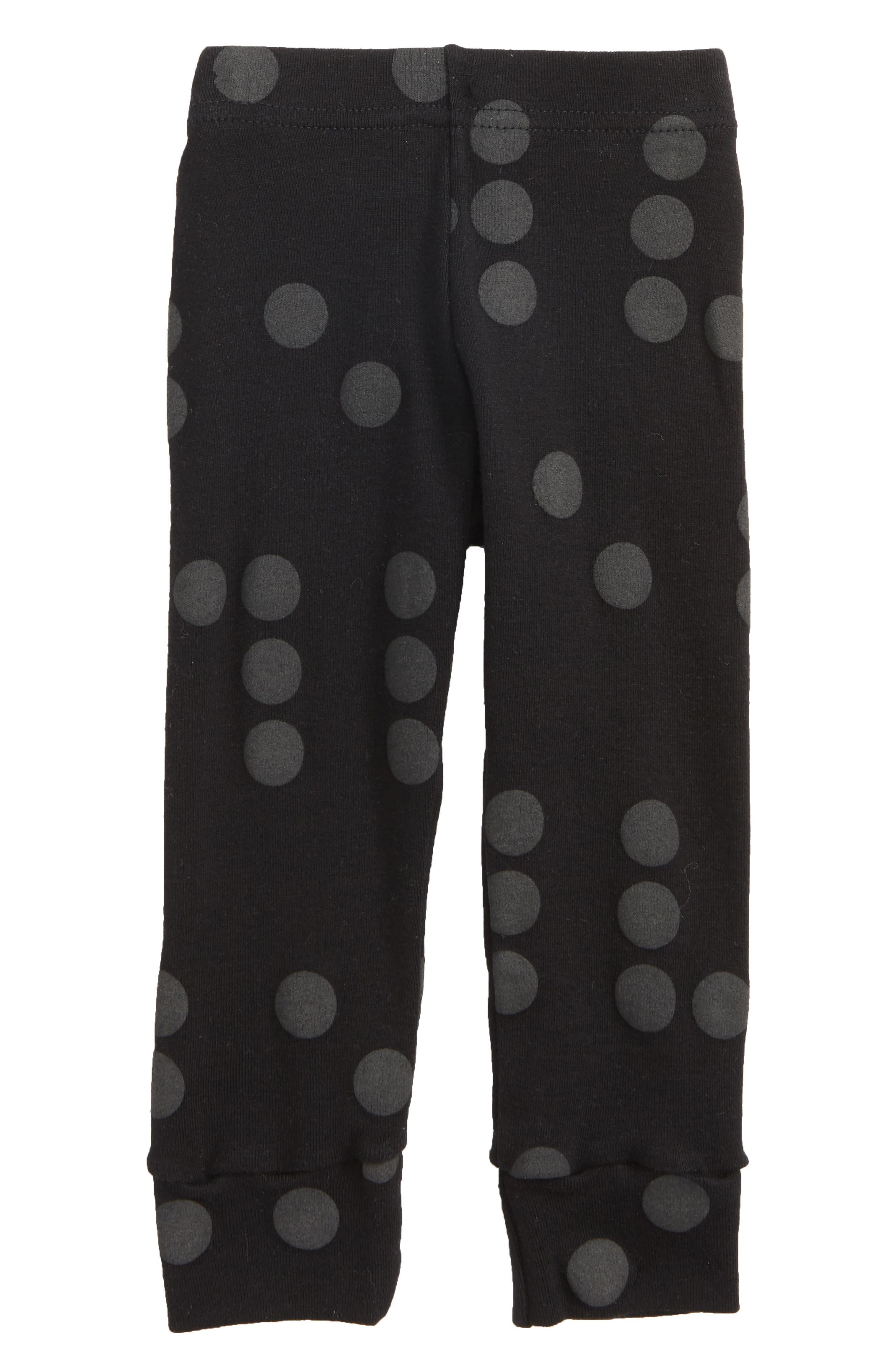 Braille Pants,                             Main thumbnail 1, color,                             Black