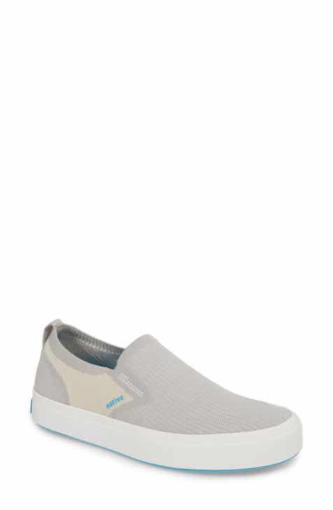 Native Shoes Miles Liteknit Slip-On Sneaker (Women)