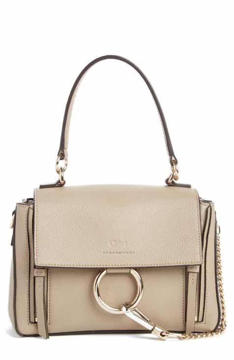 375f6d3f72f5 Chloé Mini Faye Day Leather Crossbody Bag