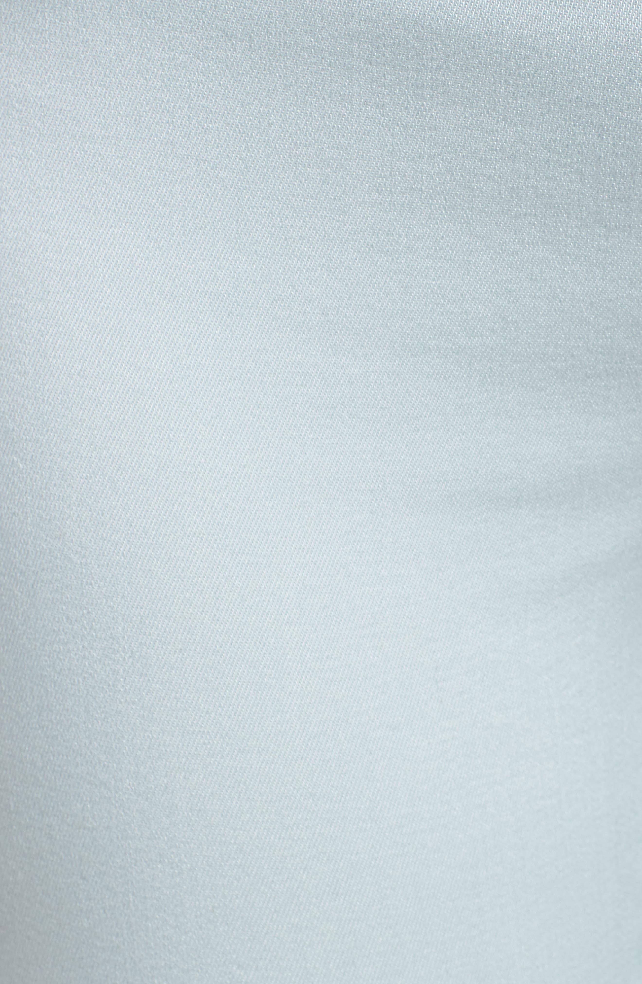 Florence Instasculpt Crop Skinny Jeans,                             Alternate thumbnail 3, color,                             Sky